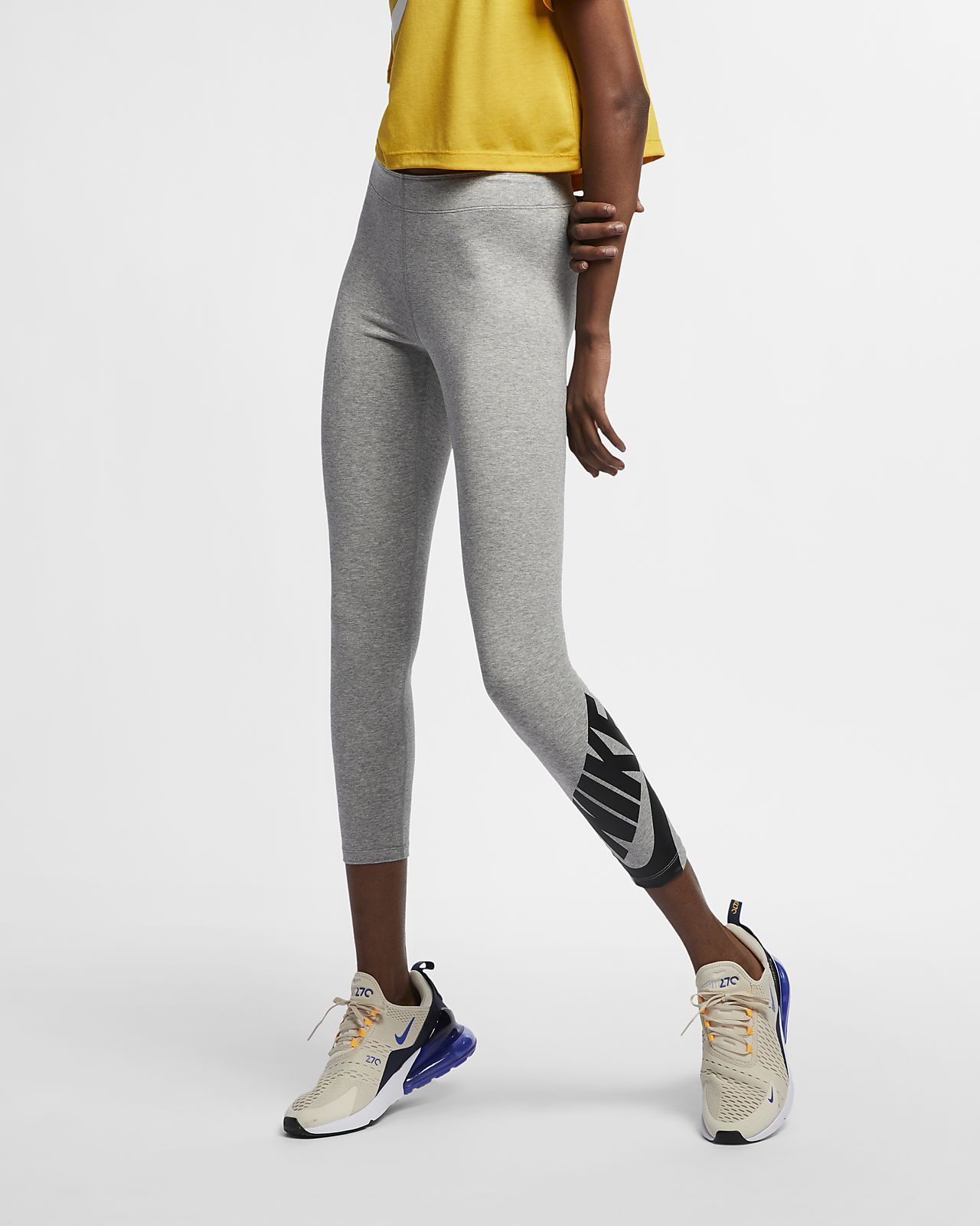 8bec35a26c1 Nike Sportswear Leg-A-See 7/8-legging voor dames. Nike.com BE