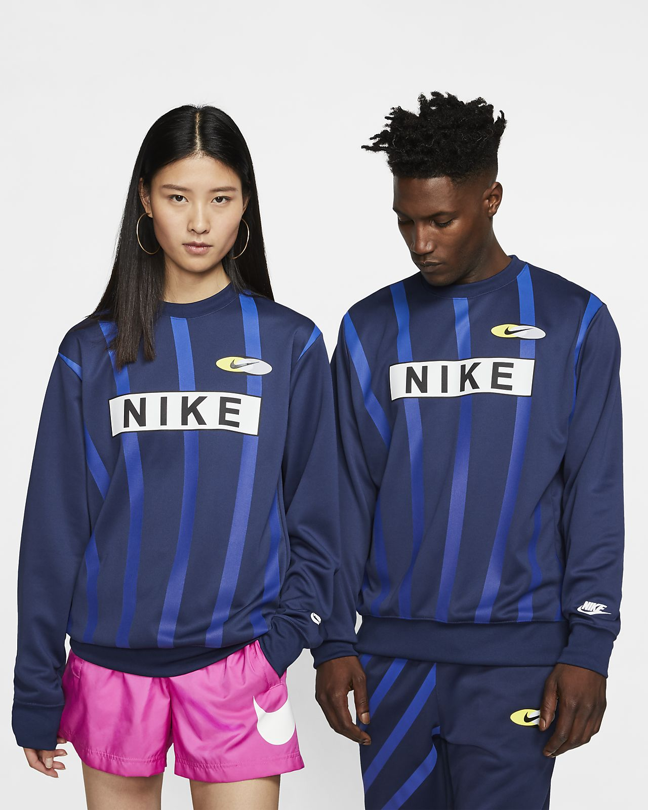 Nike Sportswear Shirt met ronde hals