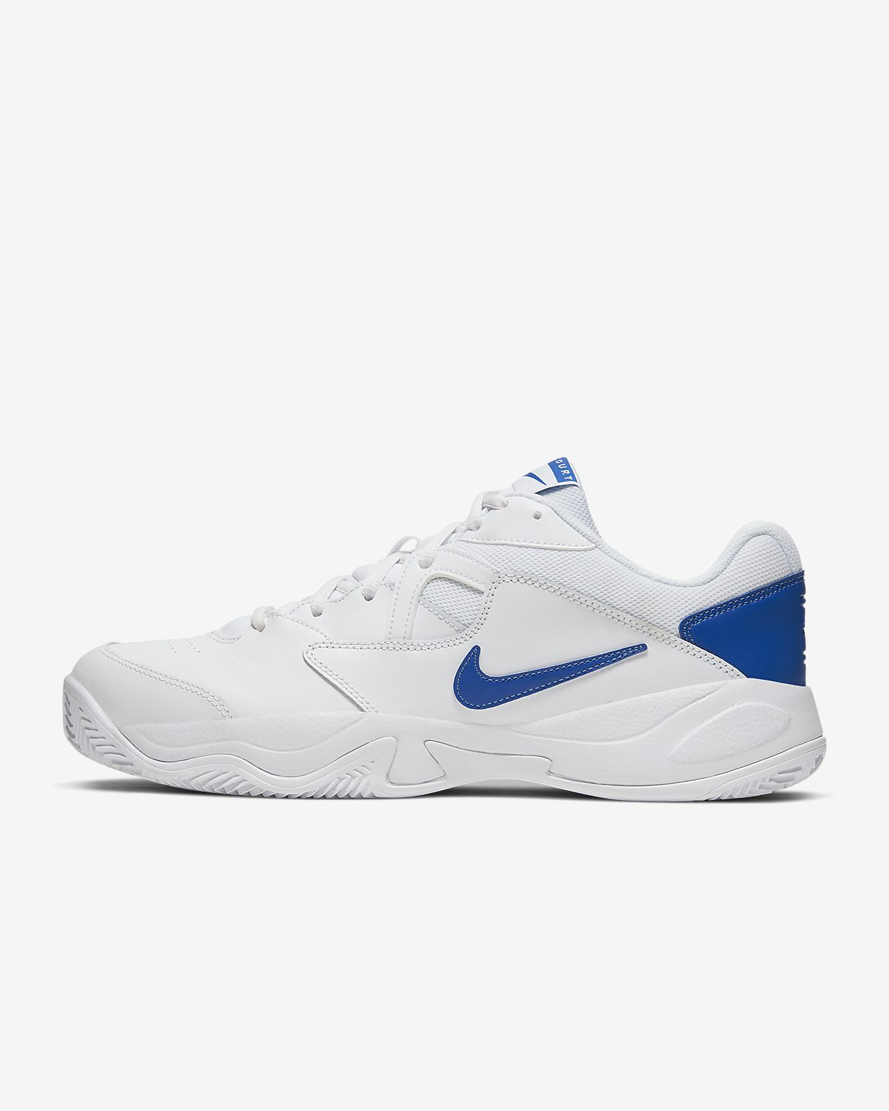 NikeCourt Lite 2 Erkek Toprak Kort Tenis Ayakkabısı