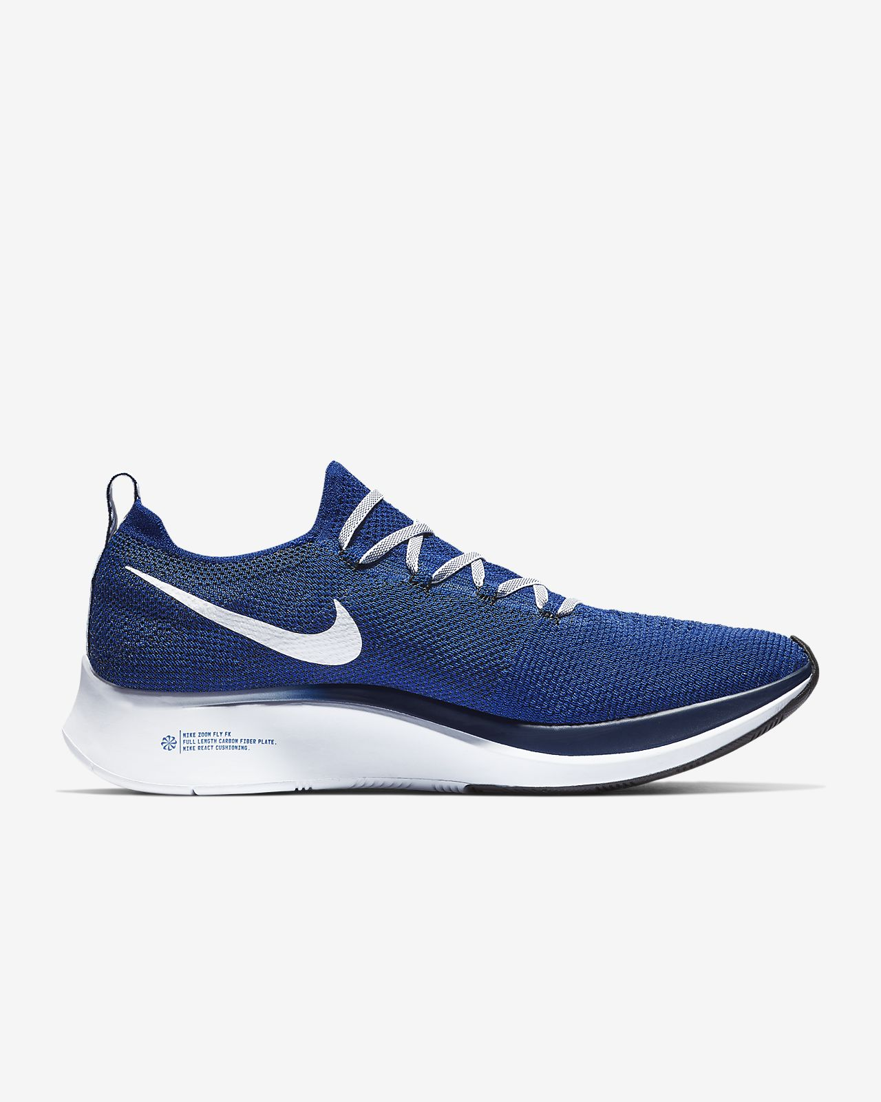 new product 40f52 7881e Nike Zoom Fly Flyknit