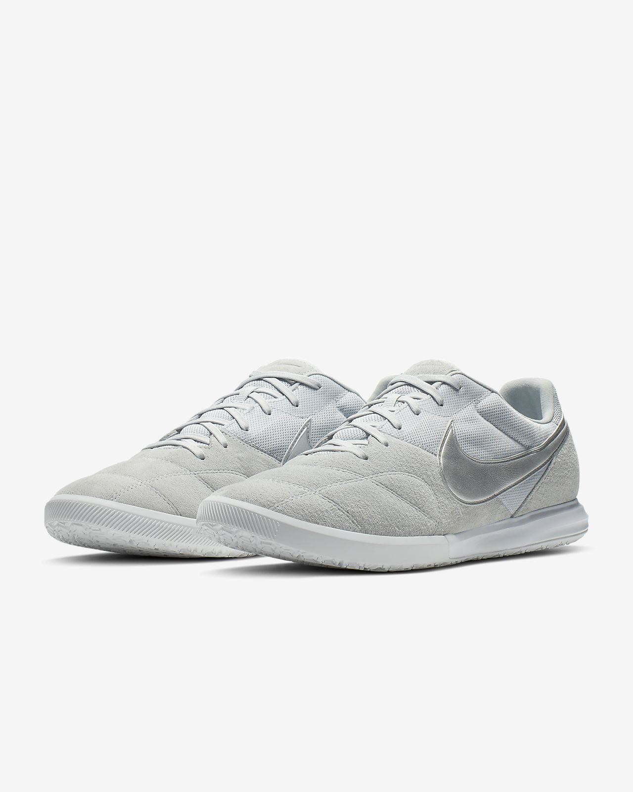 5e6fd509f Nike Tiempo Premier II Sala Indoor Court Soccer Shoe. Nike.com