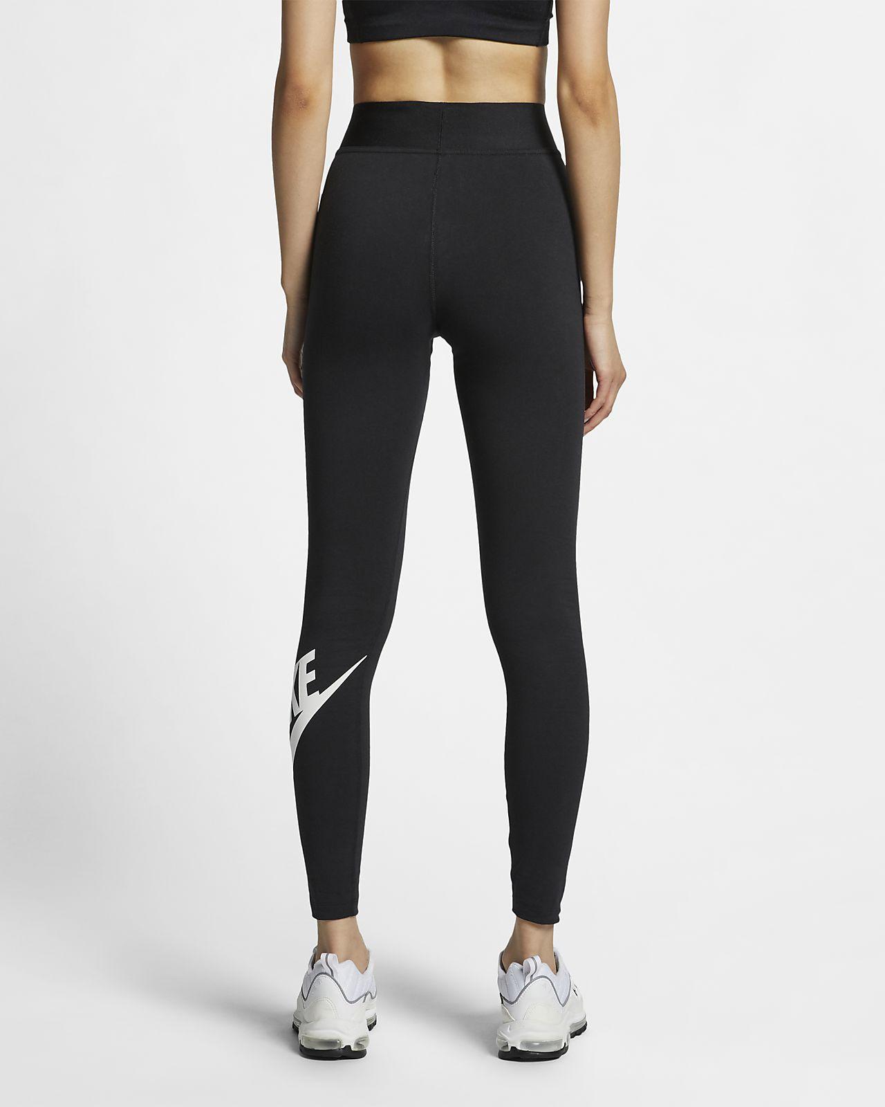 b5a4175b Nike Sportswear Leg-A-See Women's High-Waisted Leggings