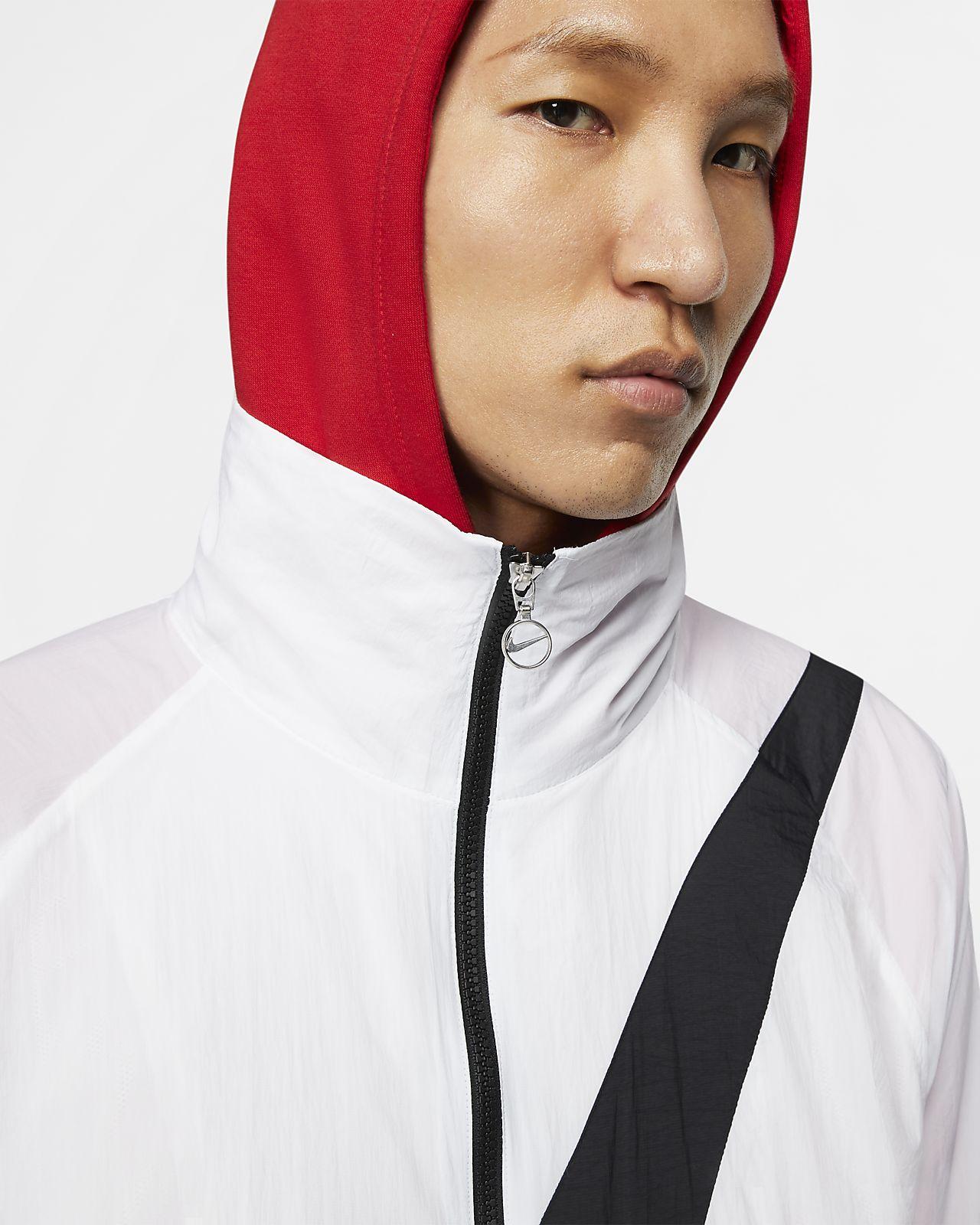 b347f0914 Nike Sportswear vevd Swoosh-jakke