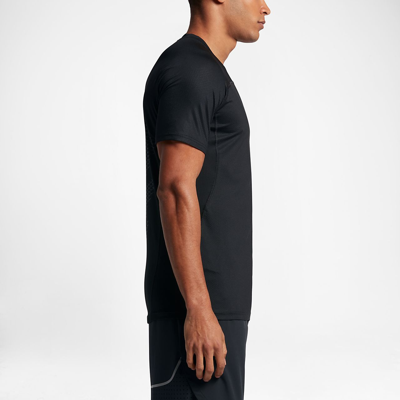 034e6cb253 Nike Pro HyperCool Men's Short-Sleeve Top. Nike.com GB