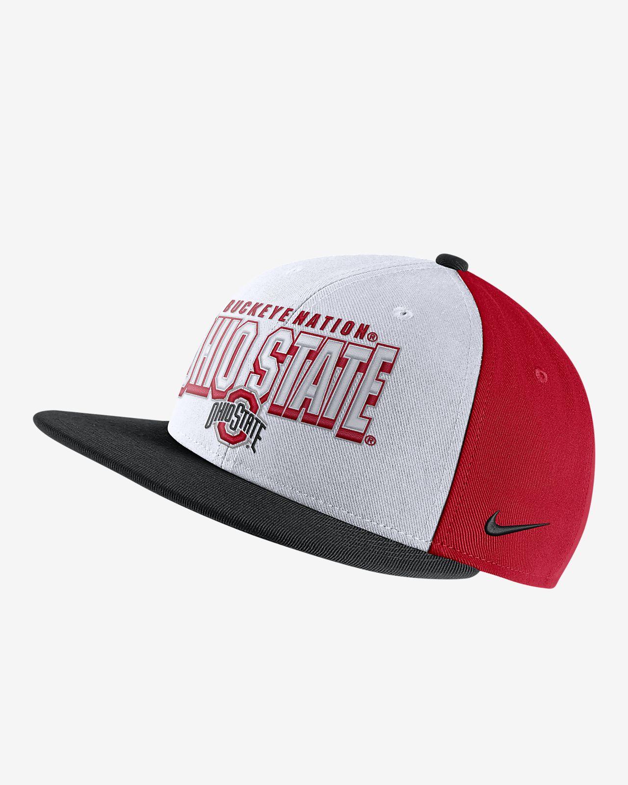 Nike College Pro (Ohio State) Cap