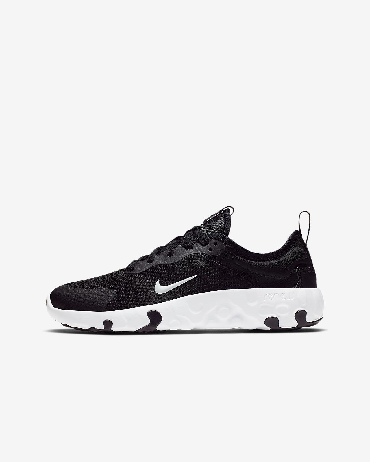 Nike Renew Lucent Athletic Shoe Big Kid