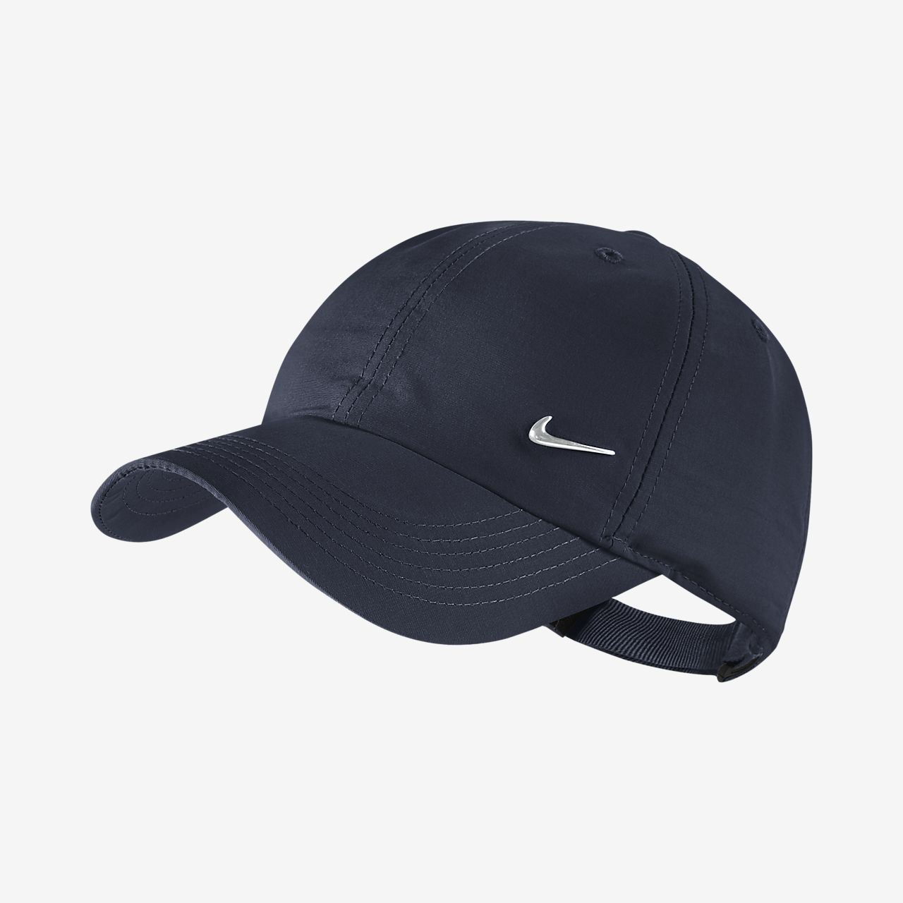 Nike Metal Swoosh Older Kids  Adjustable Hat. Nike.com GB a7f2438946d