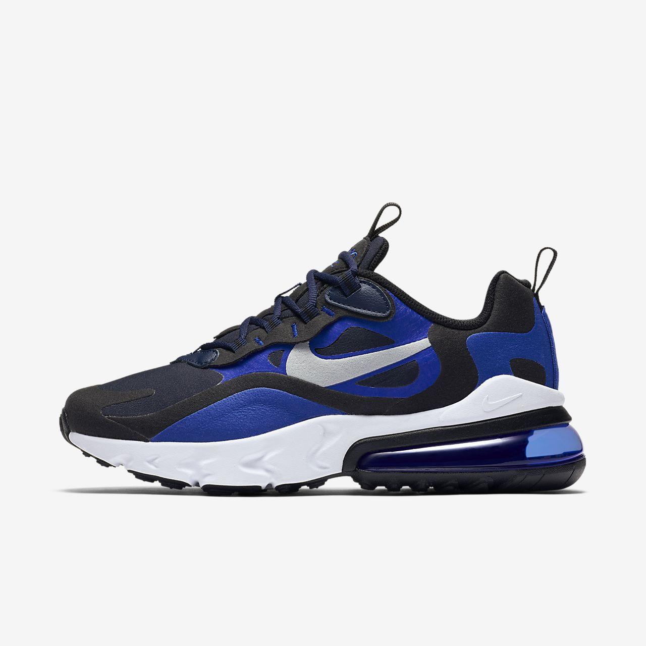 low priced e4f26 1b638 Nike Air Max 270 React Older Kids' Shoe