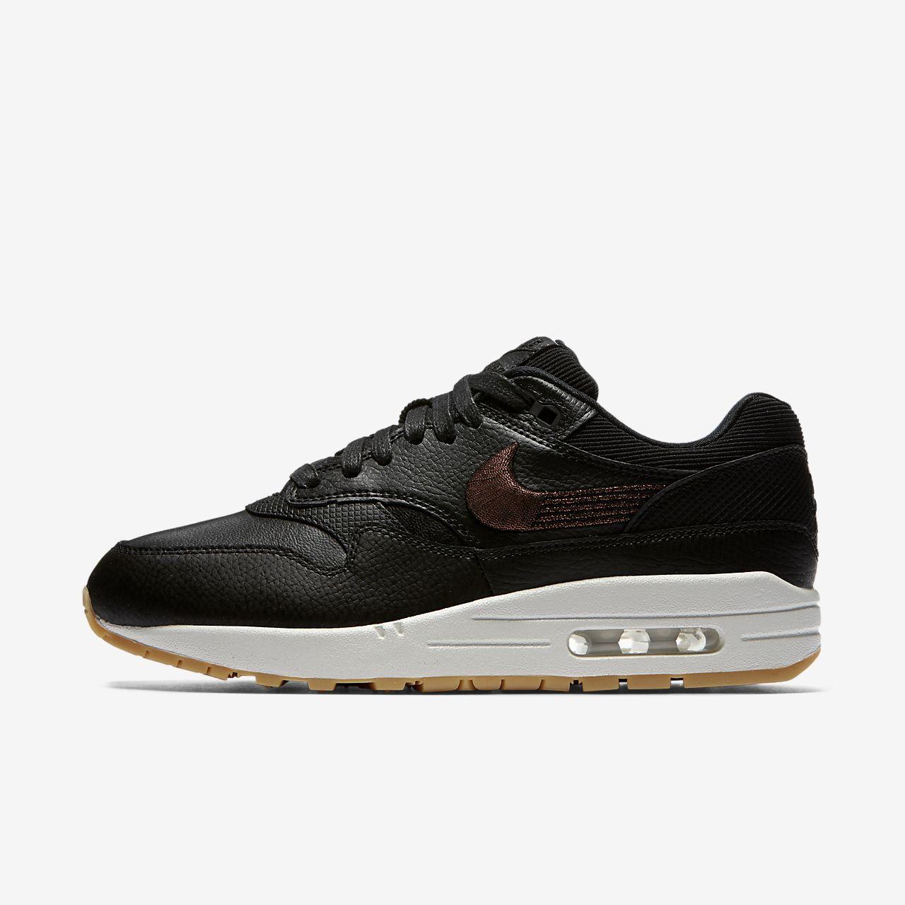 Chaussure Nike Air Max 1 Premium pour Femme
