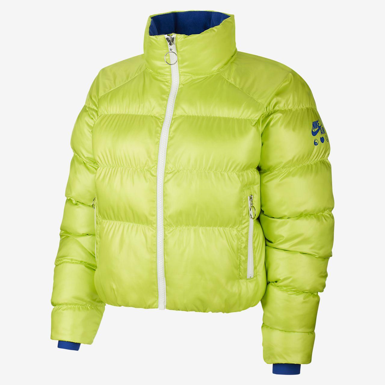 Nike x Olivia Kim Folien Puffer Jacke