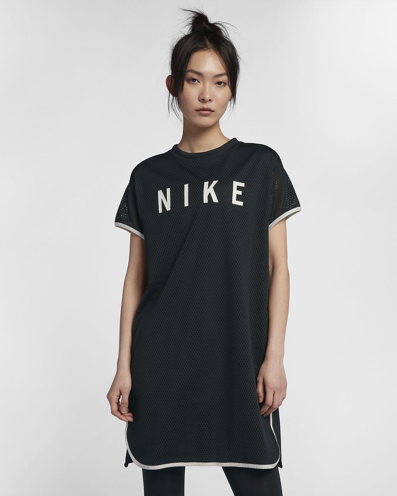 t shirt dress nike