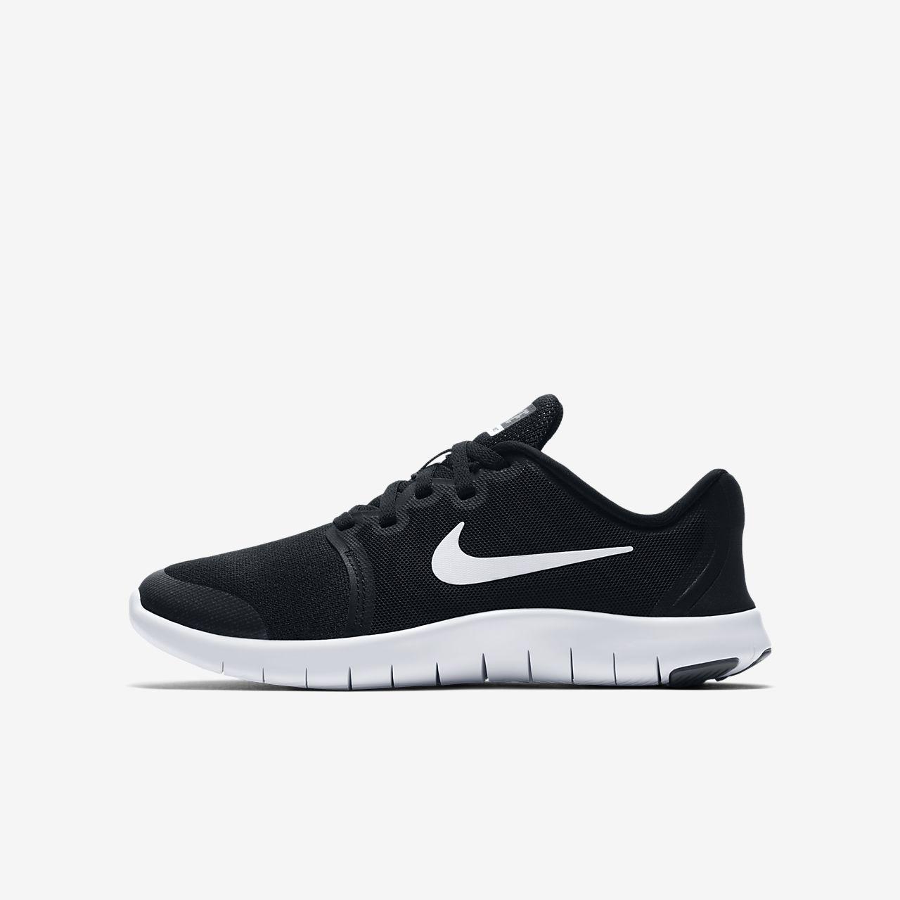 189e58c9627a9 Calzado de running para niños talla grande Nike Flex Contact 2. Nike ...
