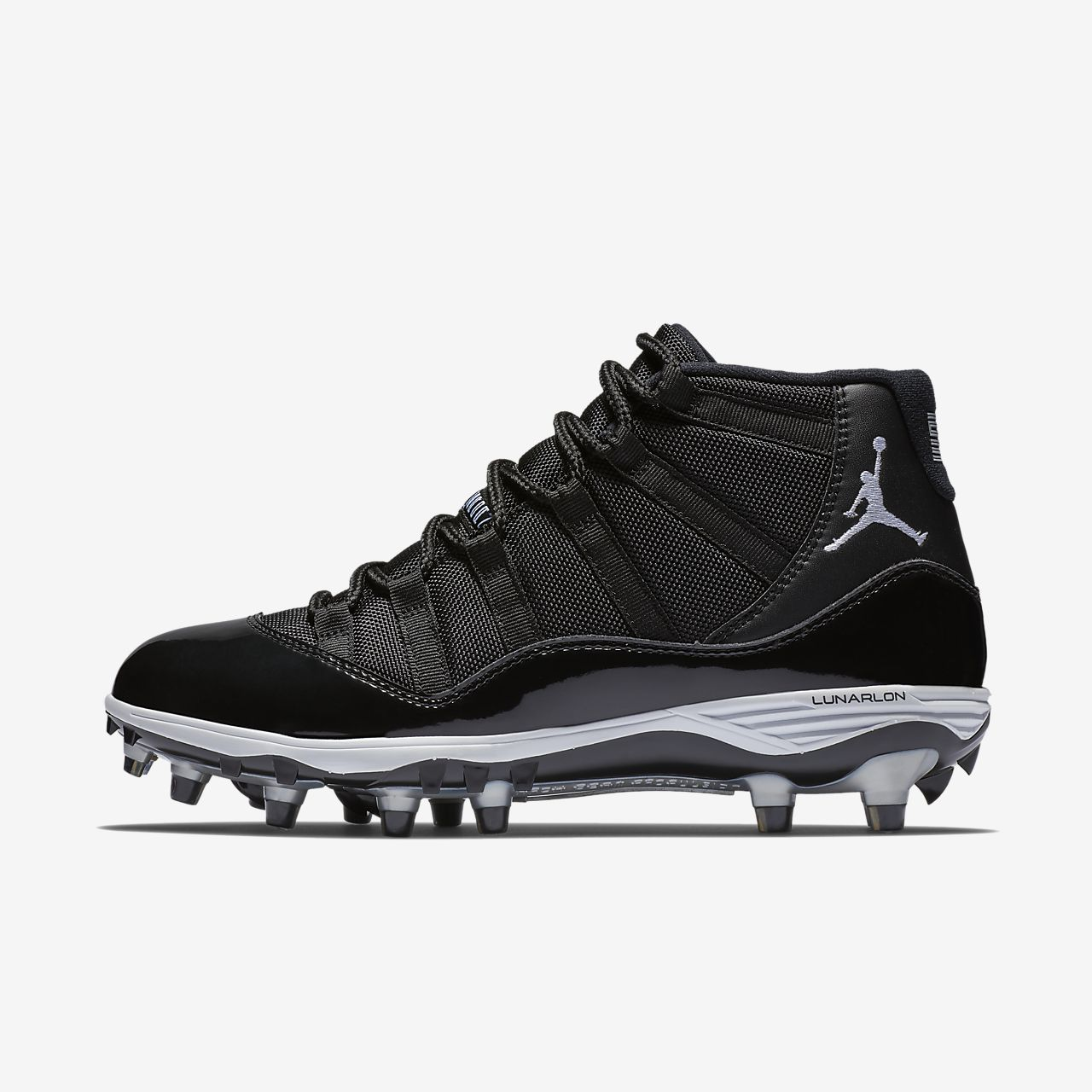 b6f3323a62e1 Jordan XI Retro TD Men s Football Cleat. Nike.com