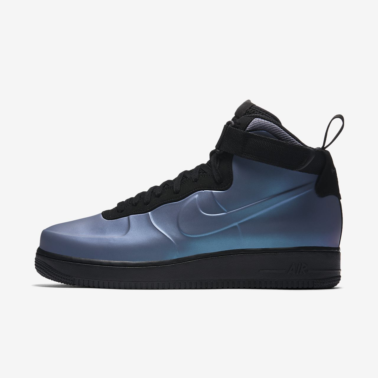 nike air force 1 mid mens black nz