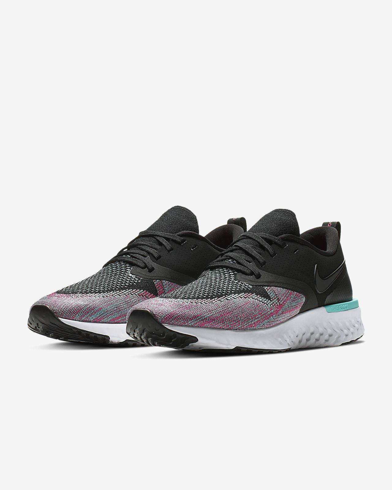 9de9bb2cea2da Nike Odyssey React Flyknit 2 Women s Running Shoe. Nike.com