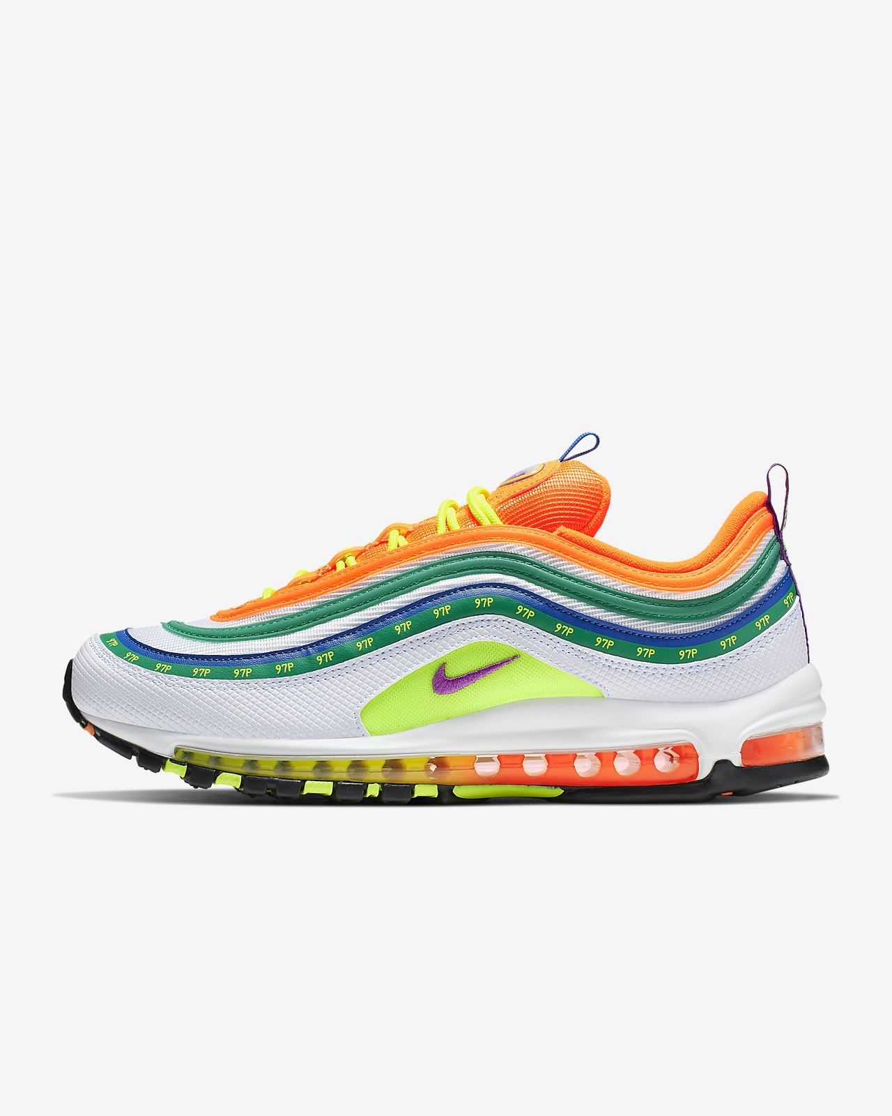 3ab61050791b Nike Air Max 97 On Air Jasmine Lasode Shoe. Nike.com FI