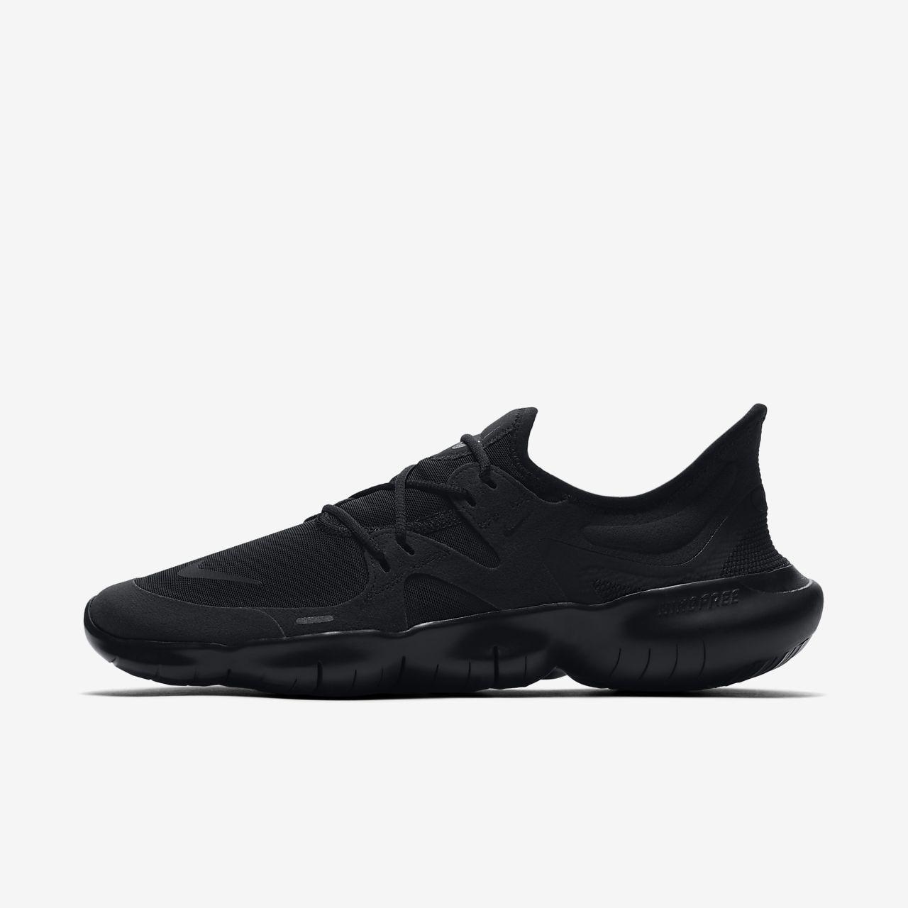 Nike Men's Free RN 2018 Wolf GreyWhiteWhiteVolt Running Shoe 8 Men US