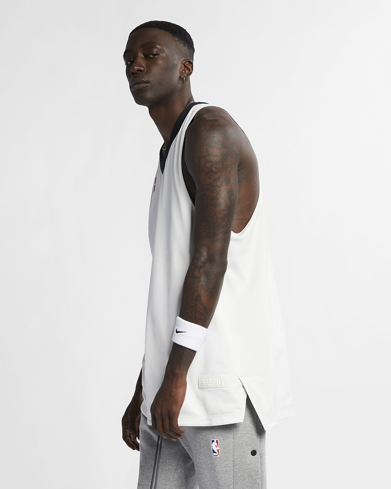 6b99a128cc417 Maillot réversible Nike x Fear of God pour Homme. Nike.com BE