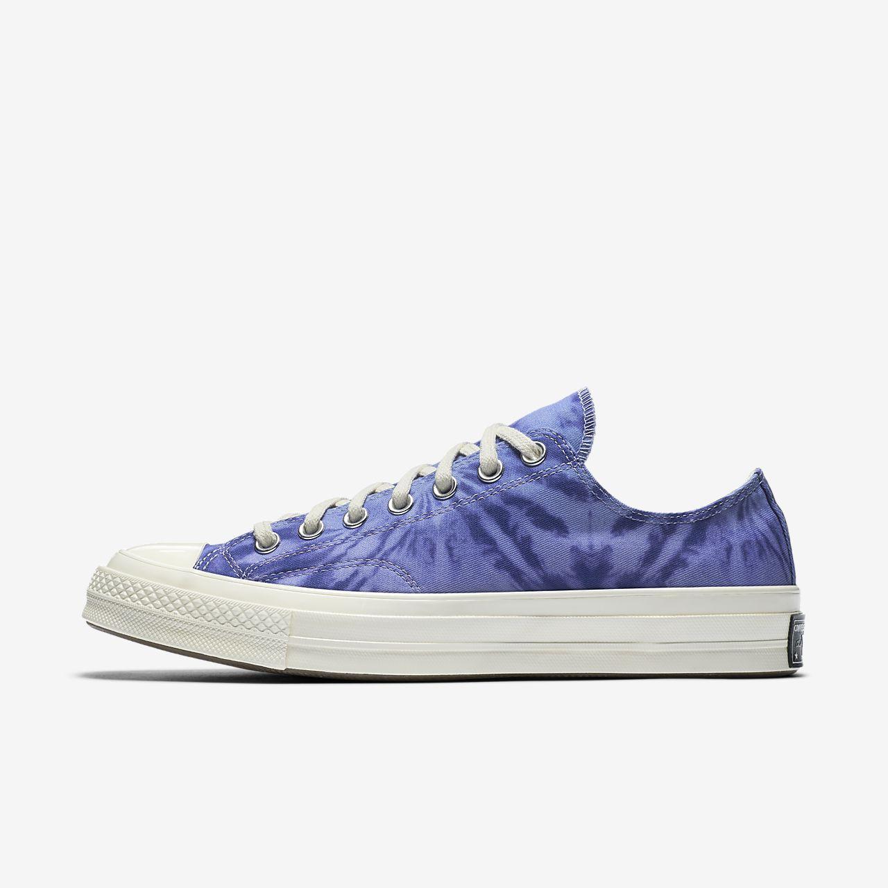 Converse Chuck 70 Tie Dye Low Top Unisex Shoe