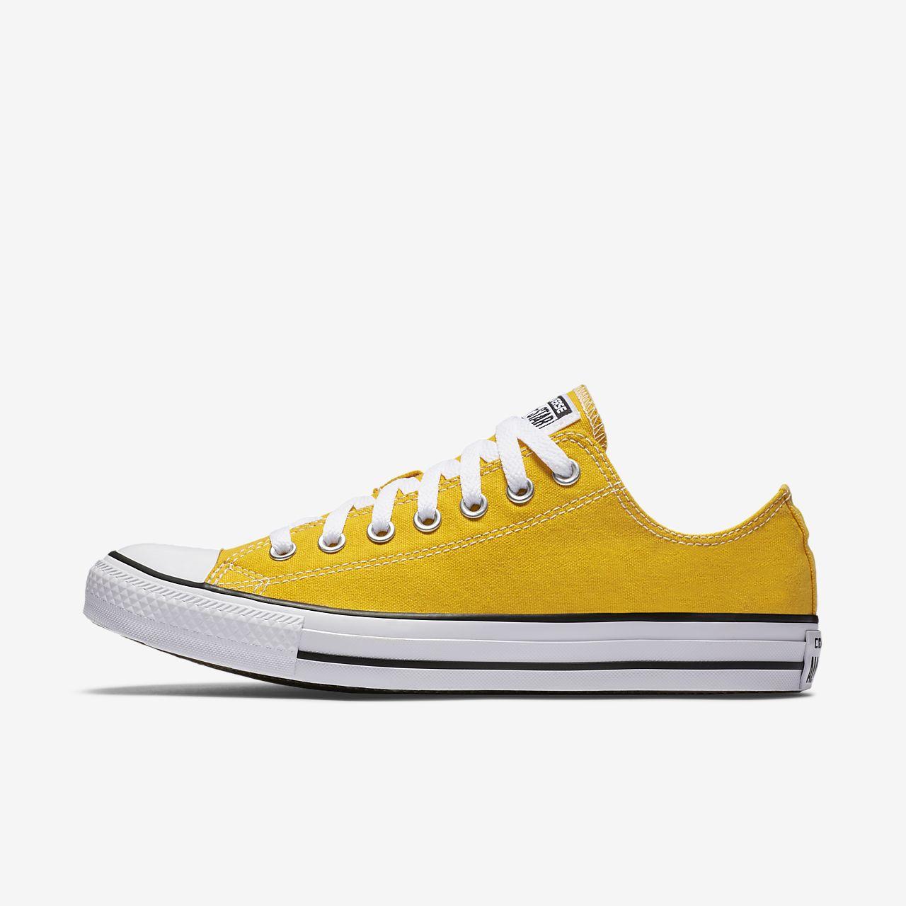 Converse Chuck Taylor All Star Seasonal Low Top Unisex Shoe. Nike.com 3c657f152ff00