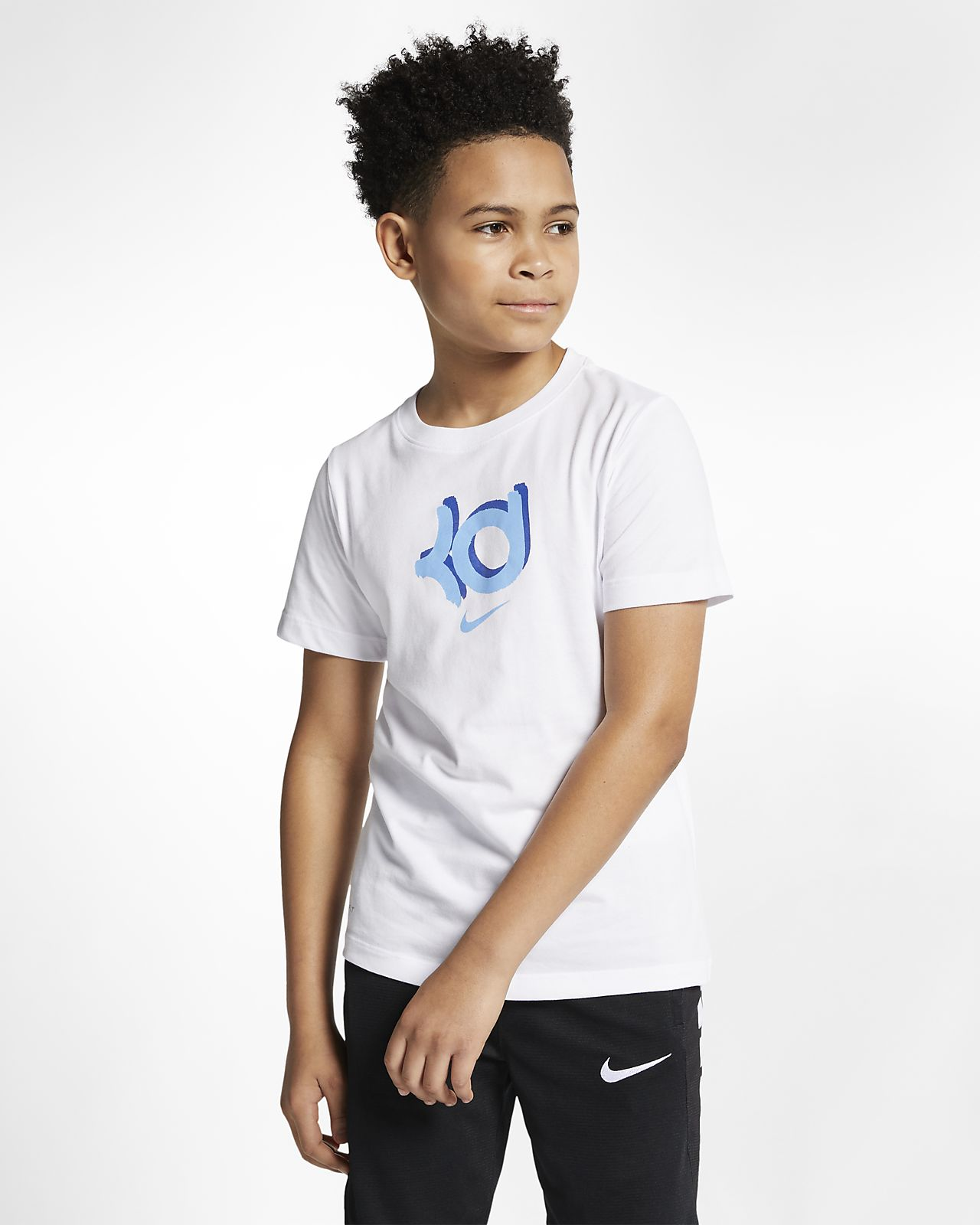 f815f49f Nike Dri-FIT KD Big Kids' (Boys') Basketball T-Shirt. Nike.com