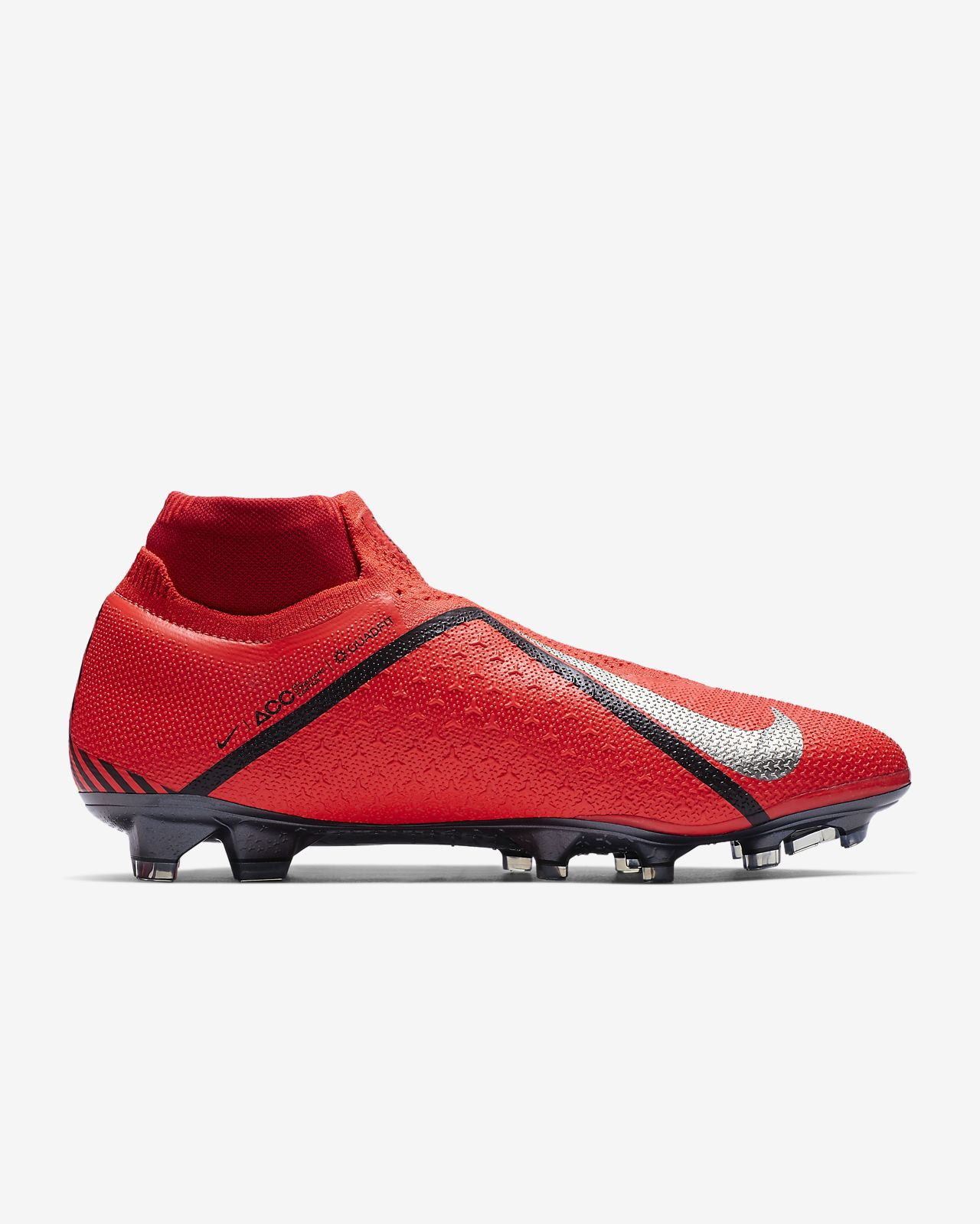 pretty nice 74656 d0339 ... Nike PhantomVSN Elite Dynamic Fit Game Over FG Firm-Ground Soccer Cleat