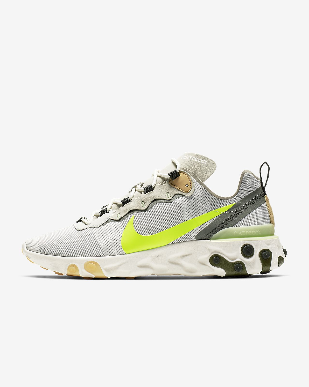new product bbfcf e06b3 Nike React Element 55