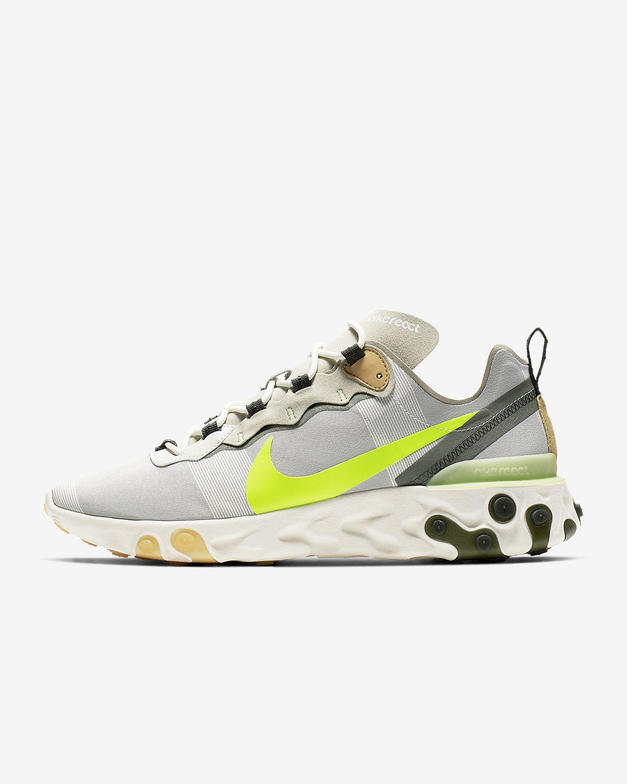 pretty nice d53db 7e21d ... Sko Nike React Element 55 för män