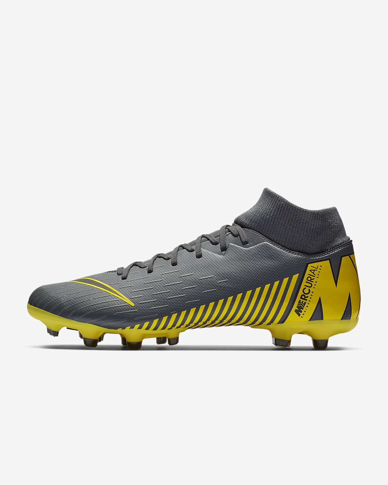 Nike Mercurial Superfly 6 Academy Game Over MG  Multi-Ground Soccer Cleat