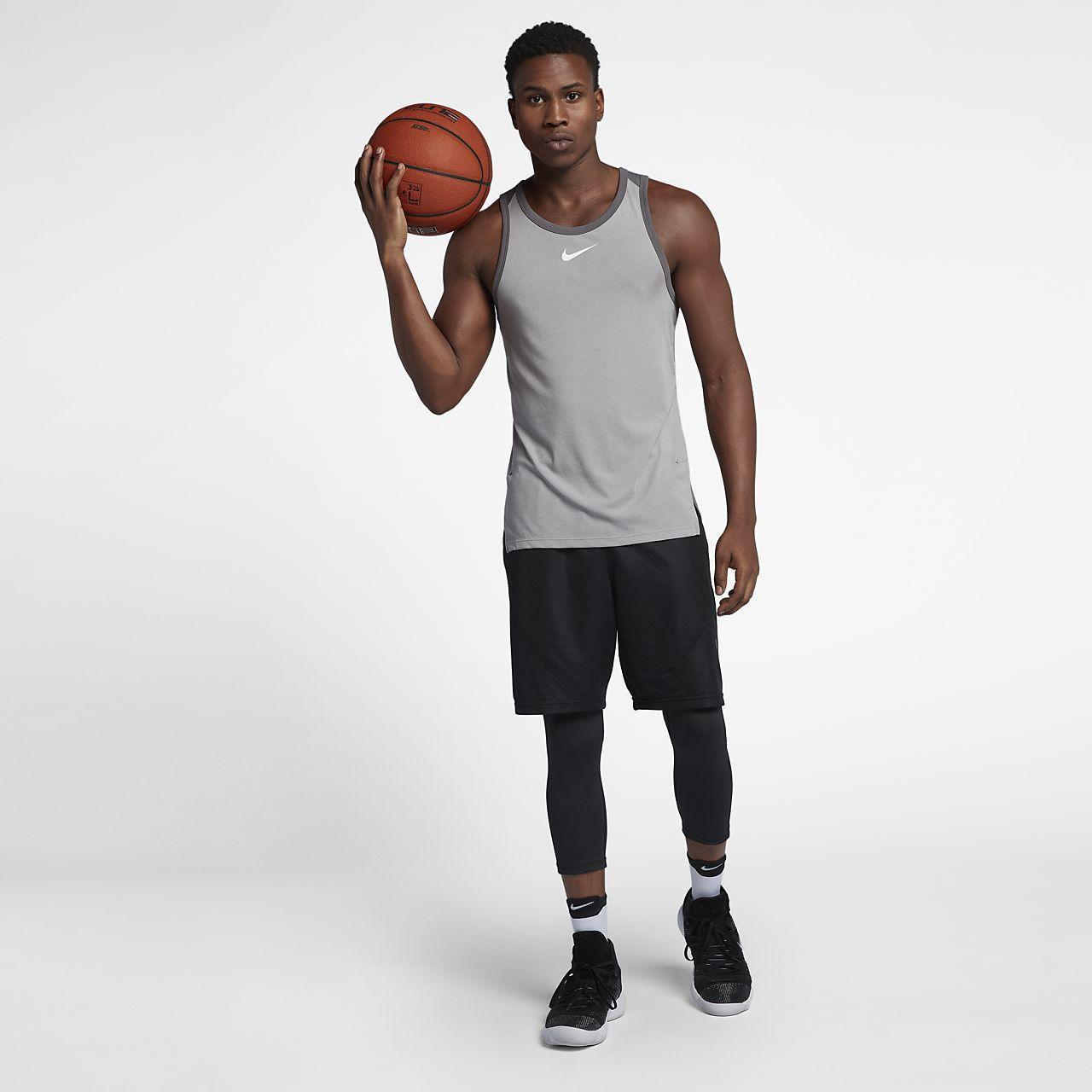 461ca46fa52732 Nike Breathe Elite Men s Sleeveless Basketball Top. Nike.com AE