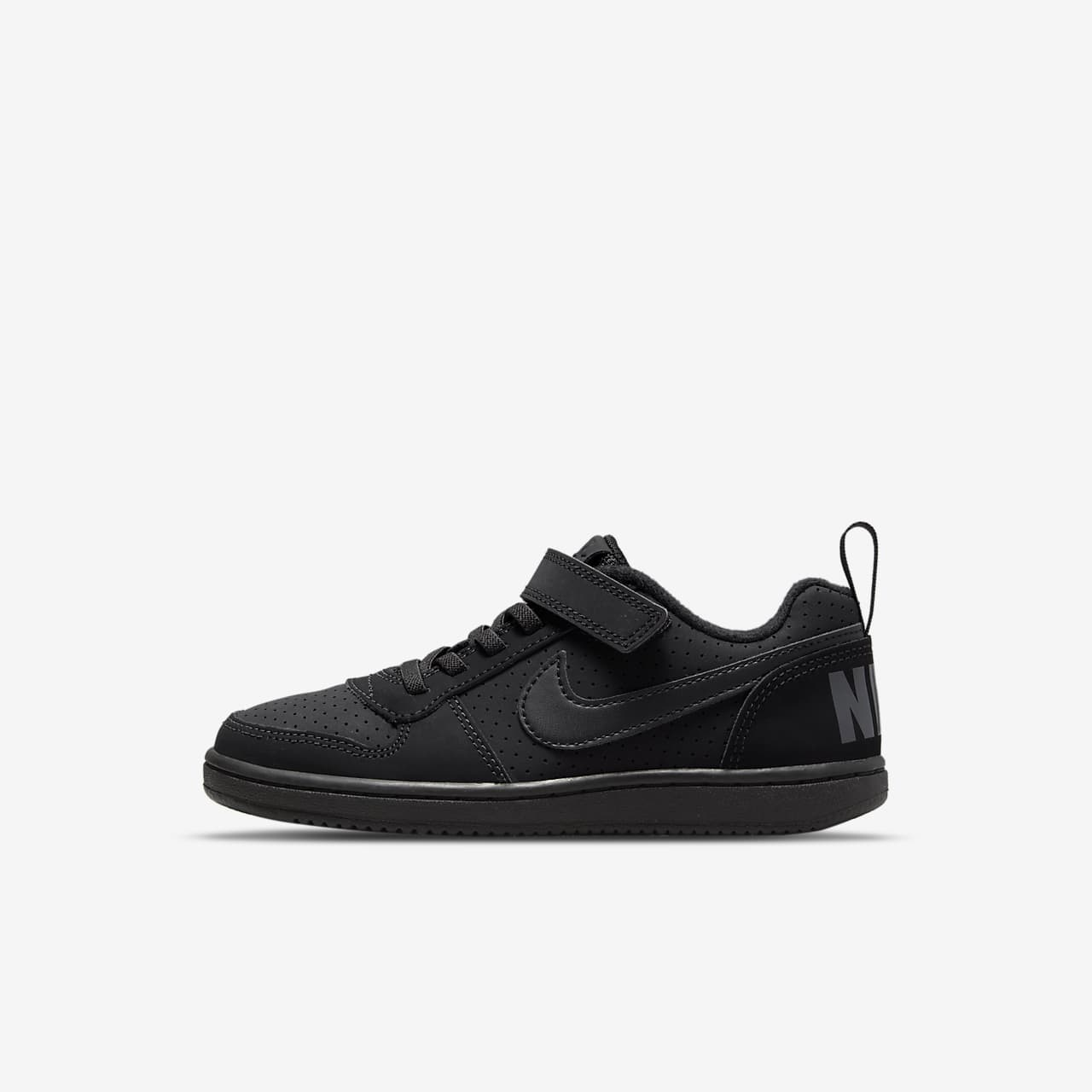 the latest b8b0f 9998d ... Scarpa NikeCourt Borough Low - Bambini