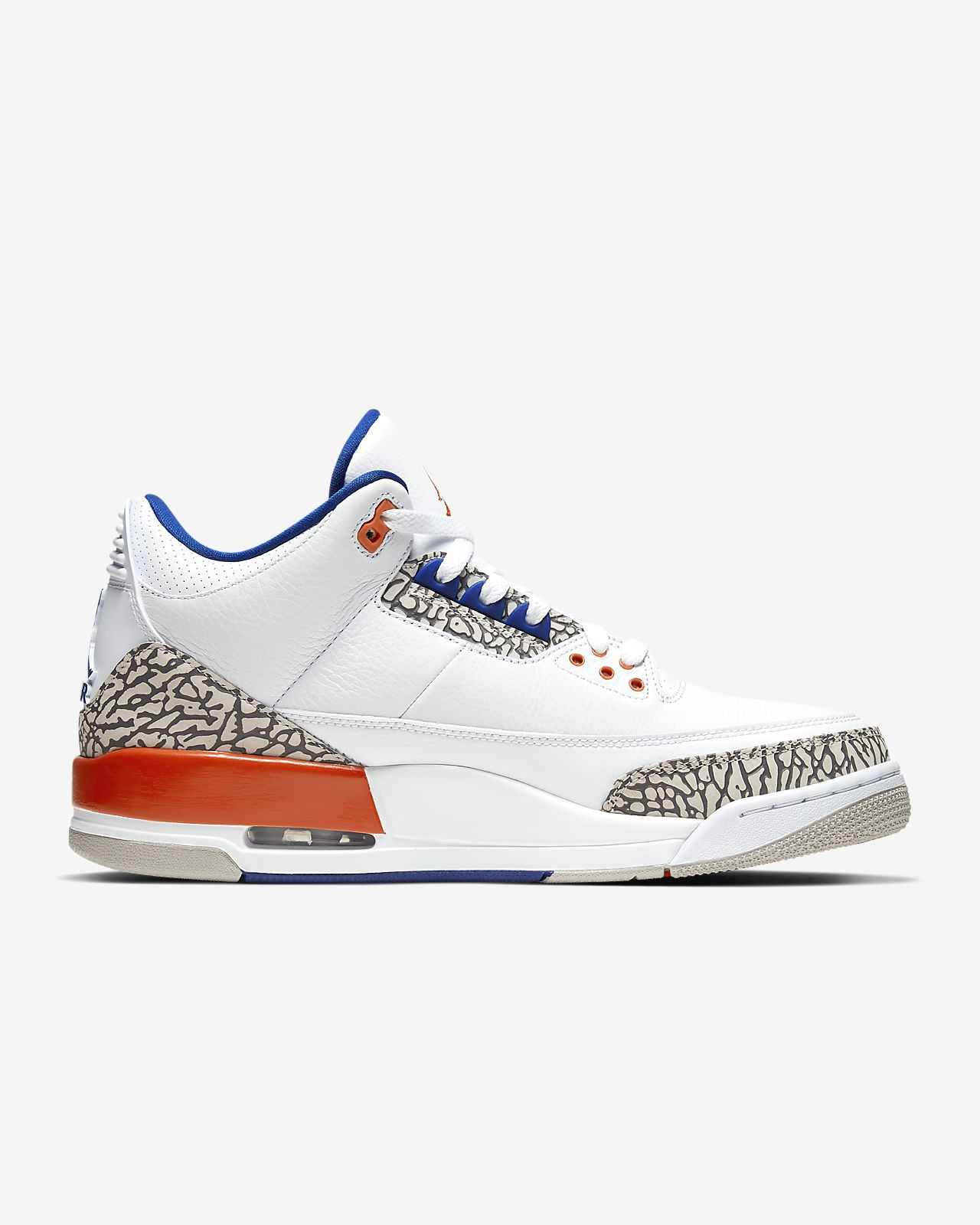 check out e449e fd0c9 Air Jordan 3 Retro Men's Shoe