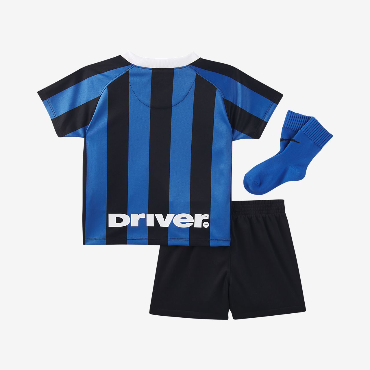 new arrival f728d 75fec Inter Milan 2019/20 Home Baby and Toddler Football Kit