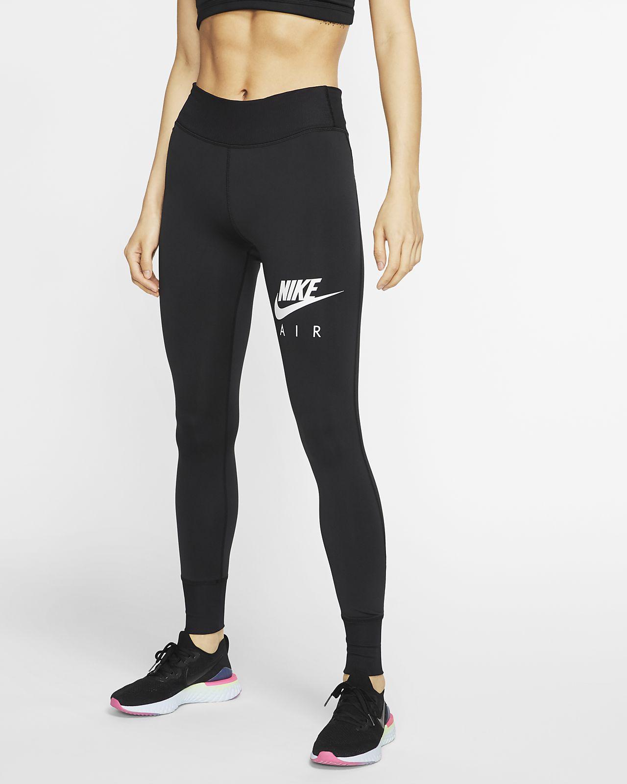 Dámské 7/8 běžecké legíny Nike Fast