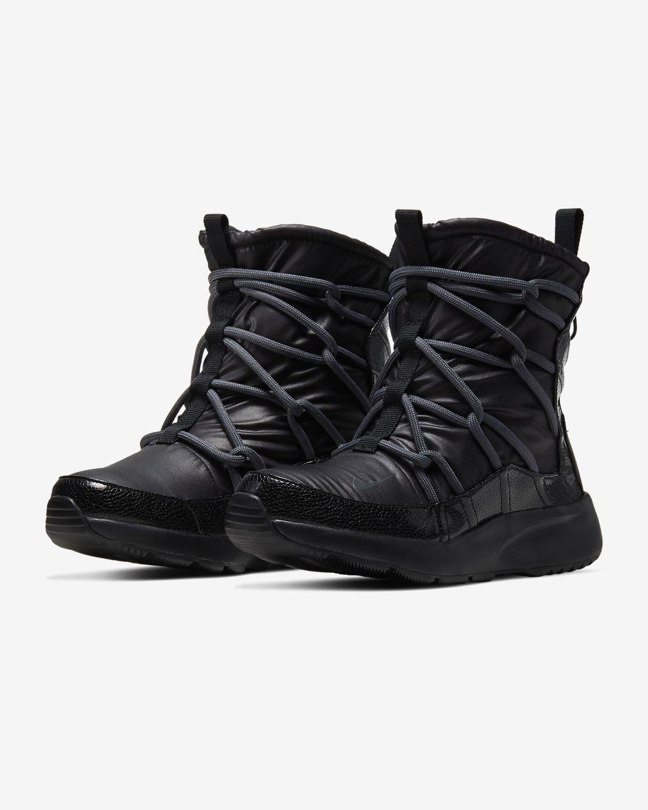 on feet shots of lowest price incredible prices Nike Tanjun High Rise Women's Shoe