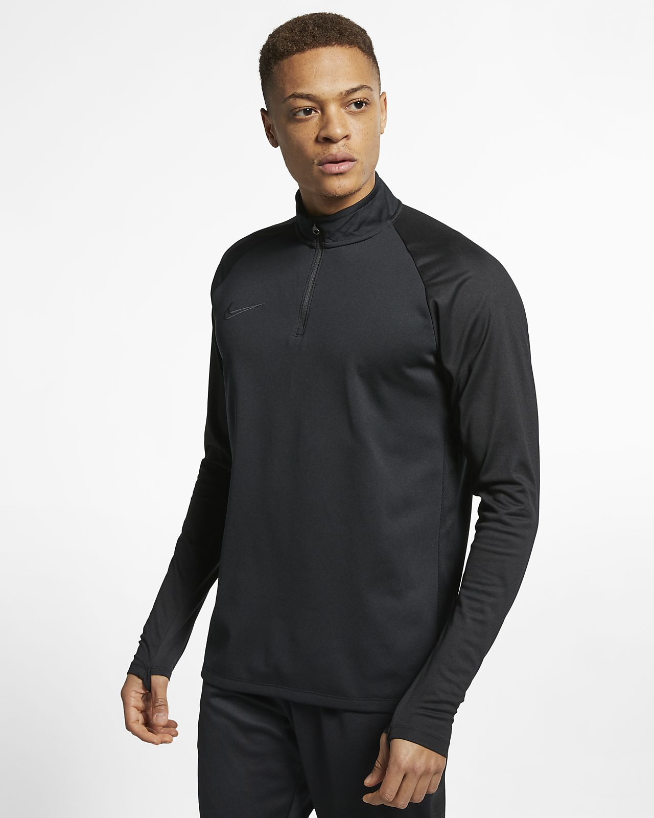 6ba1ce8f Nike Dri-FIT Academy Men's Soccer Drill Top. Nike.com