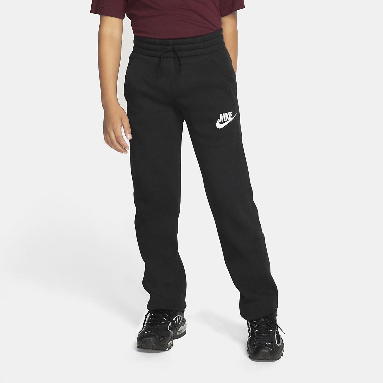 94a0e6c8a1c86 Nike Sportswear Club Fleece Big Kids  (Boys ) Pants. Nike.com