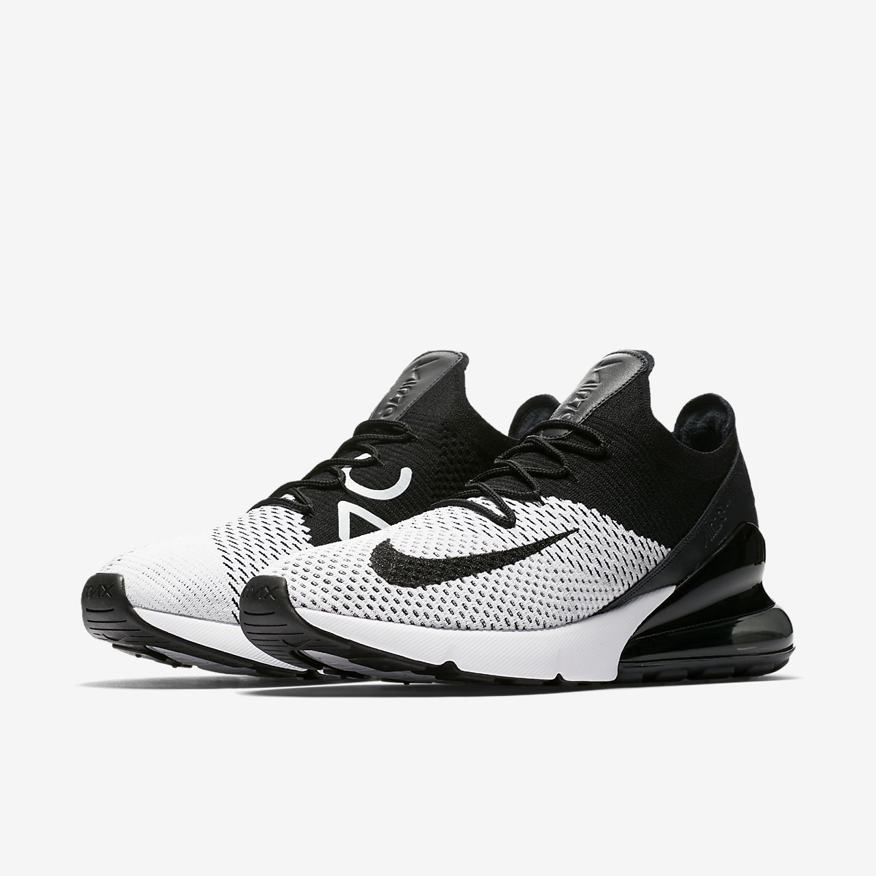 ... Chaussure Nike Air Max 270 Flyknit pour Homme
