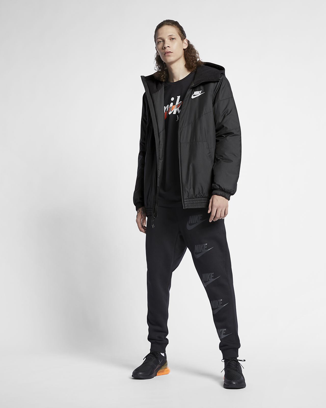 Nike Sportswear Synthetic Fill Men s Hooded Jacket. Nike.com SA 408cf0bf13d