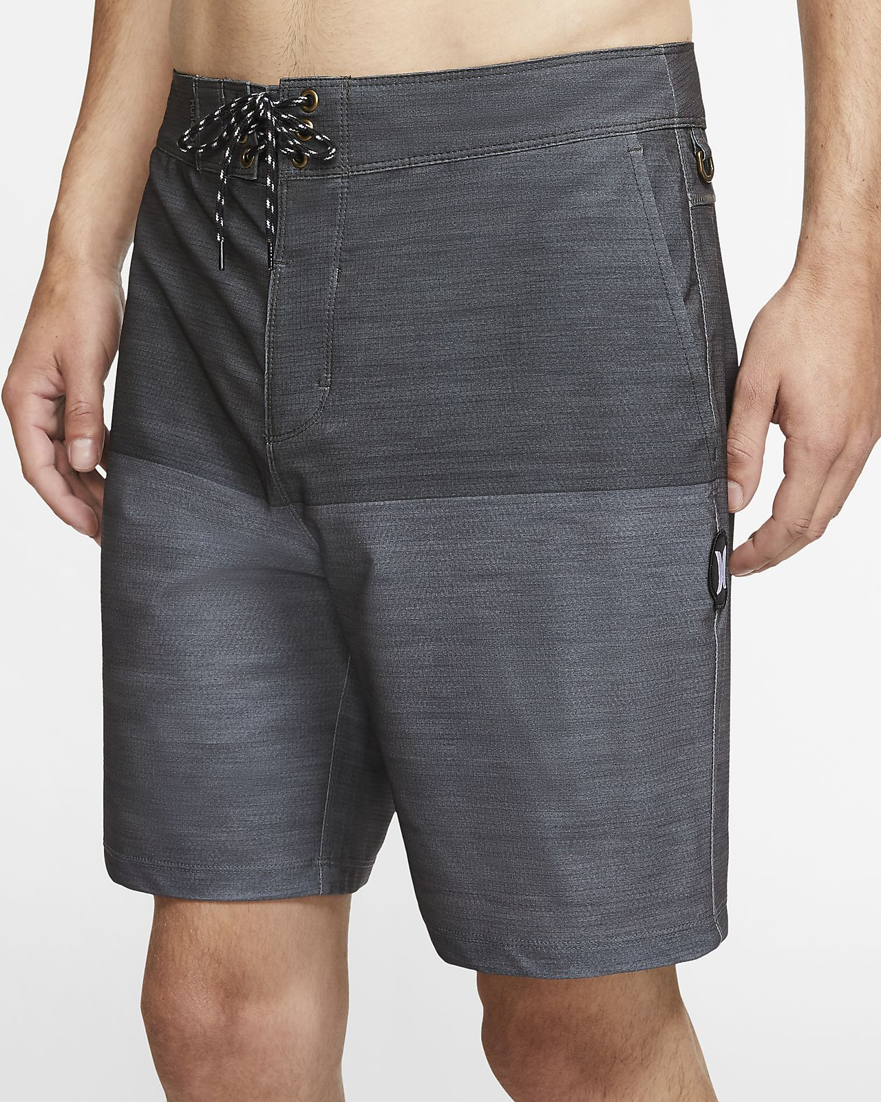 Shorts de playa de 45.5 cm para hombre Hurley Phantom Beachside Sano