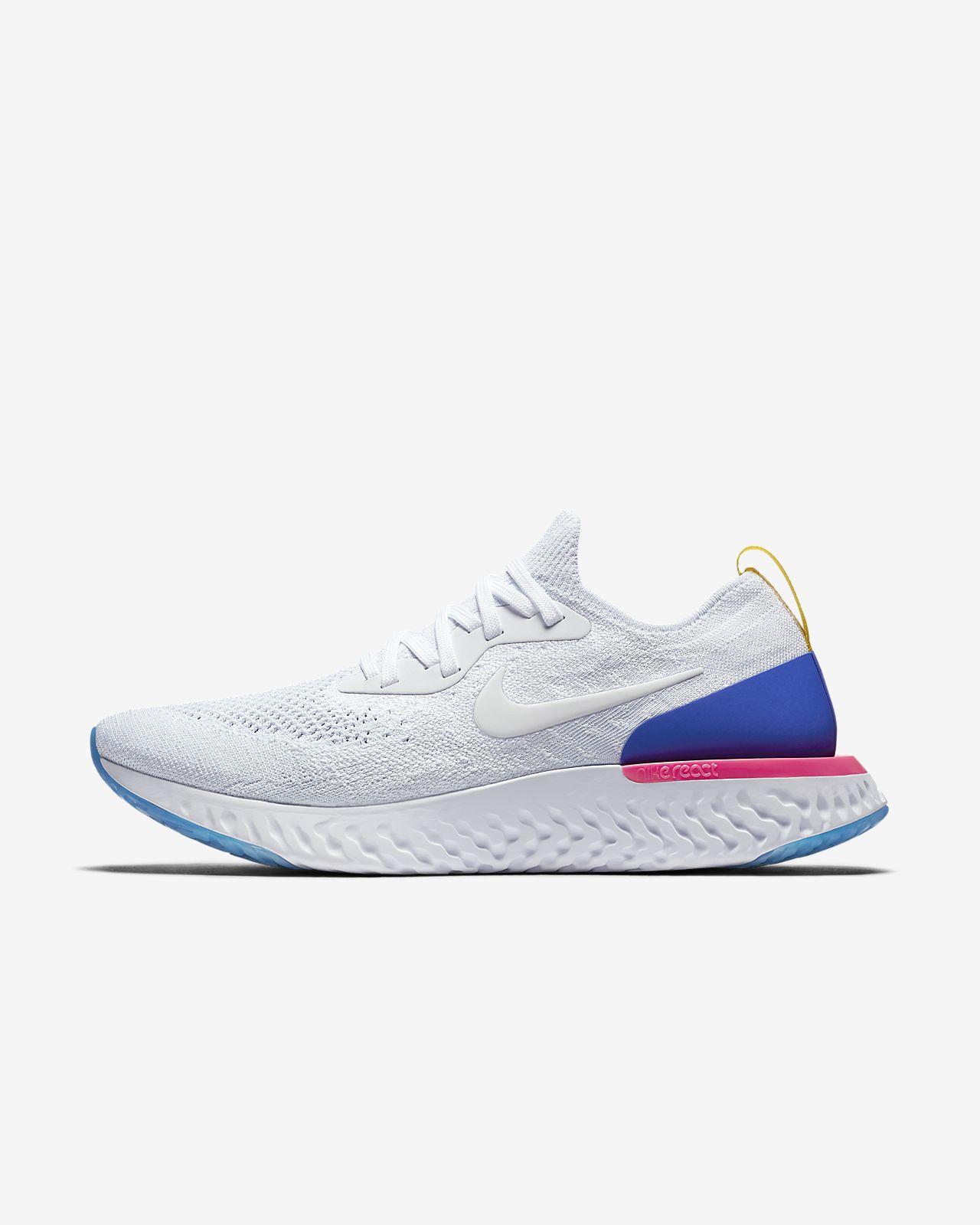 Nike Mens Flyknit Air Max Running Shoes