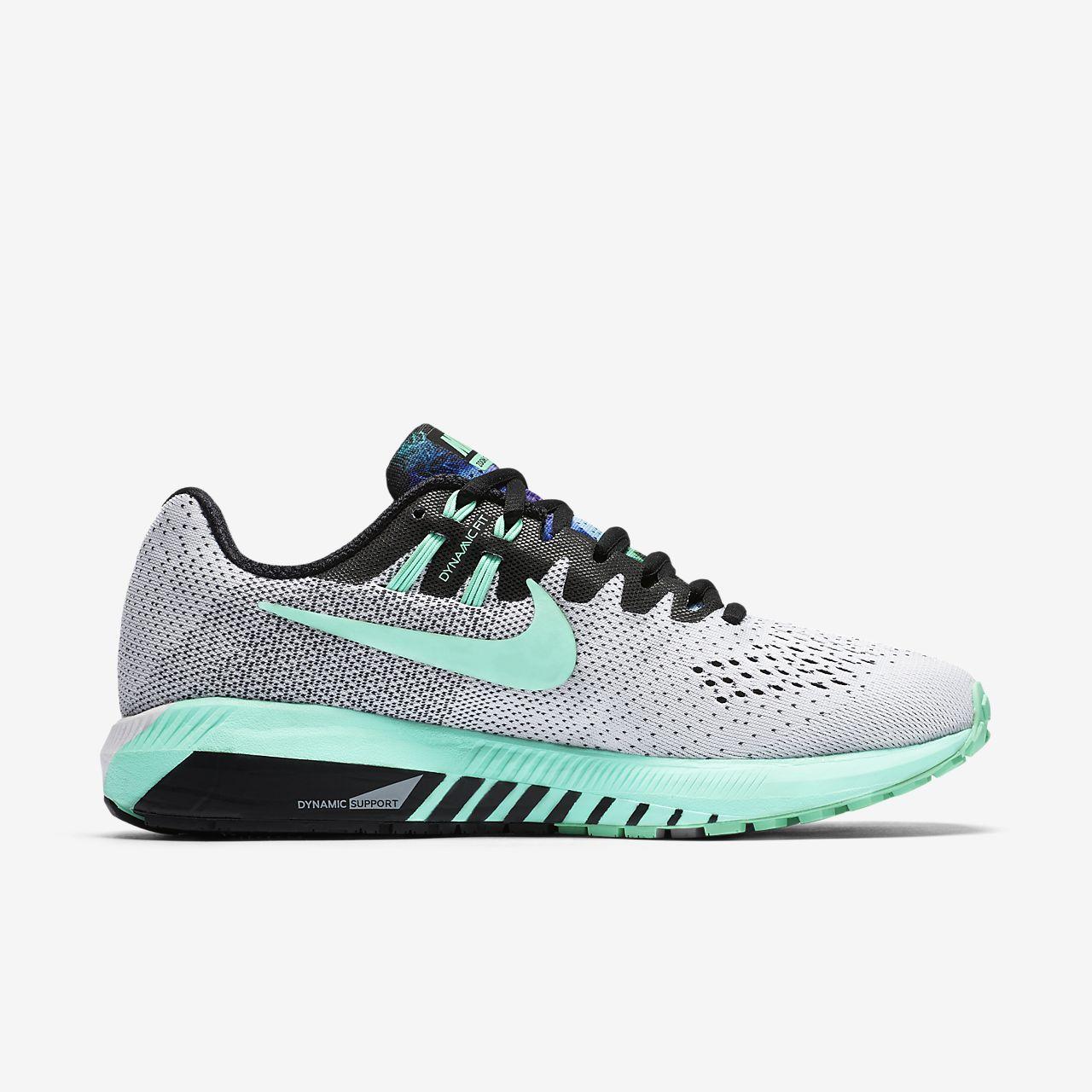 Nike WMNS  AIR ZOOM V vert - Livraison Gratuite avec  - Chaussures Chaussures-de-running Femme