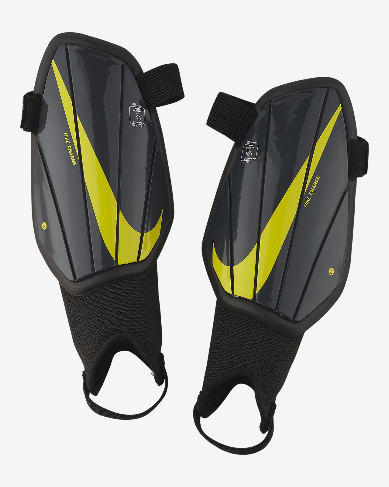3dcc46a4c13de Nike Charge Espinilleras de fútbol - Niño a. Nike.com ES