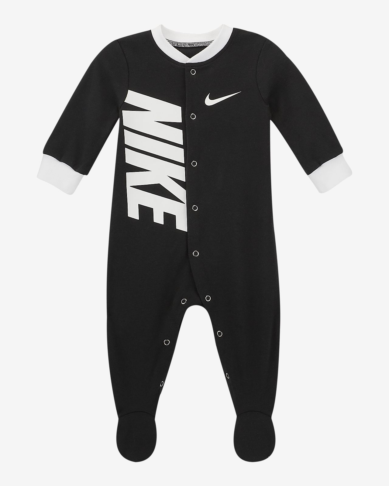 4052ff1c4 Nike Baby (0-9M) Footed Coverall. Nike.com