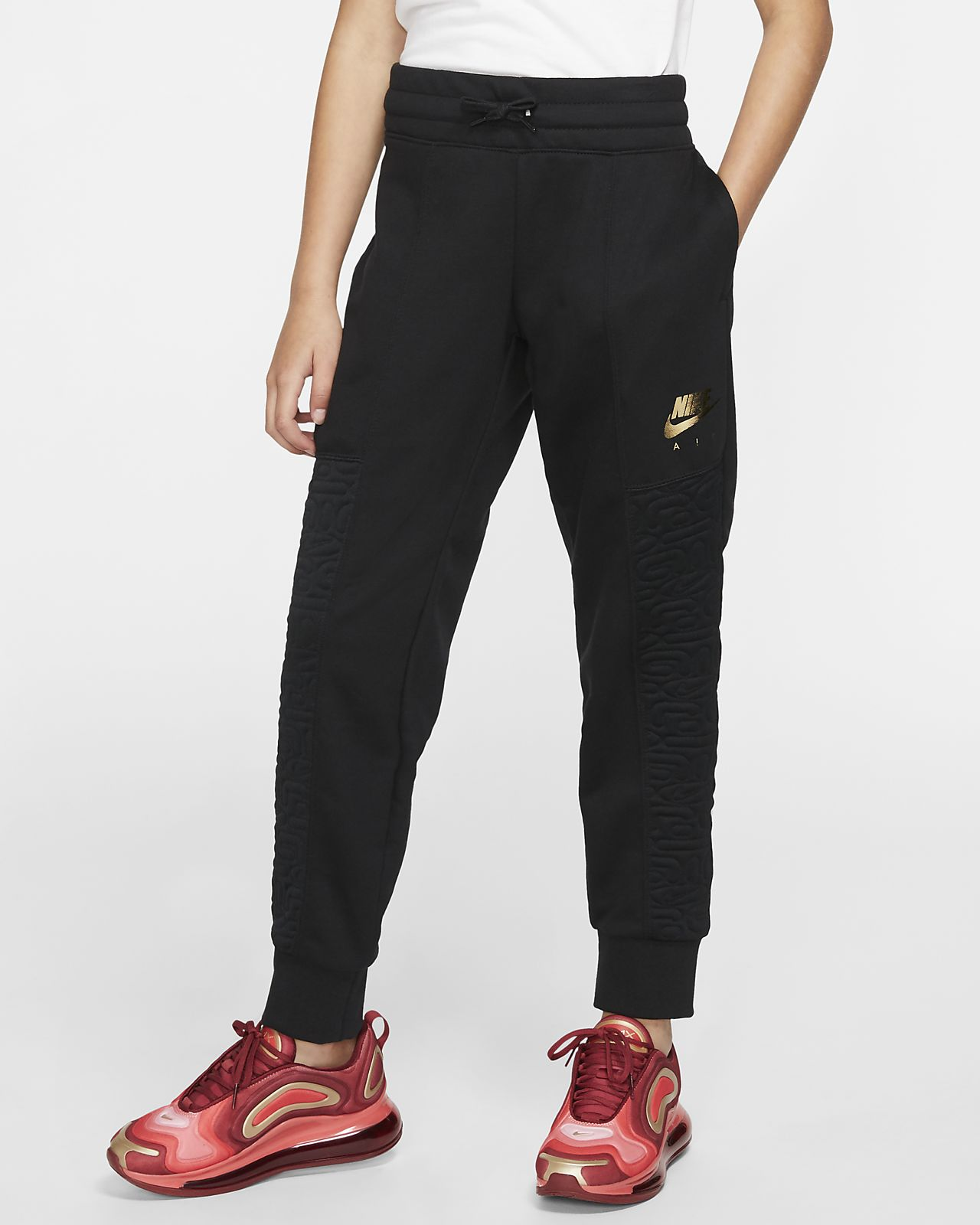 Nike Air Girls' Fleece Pants