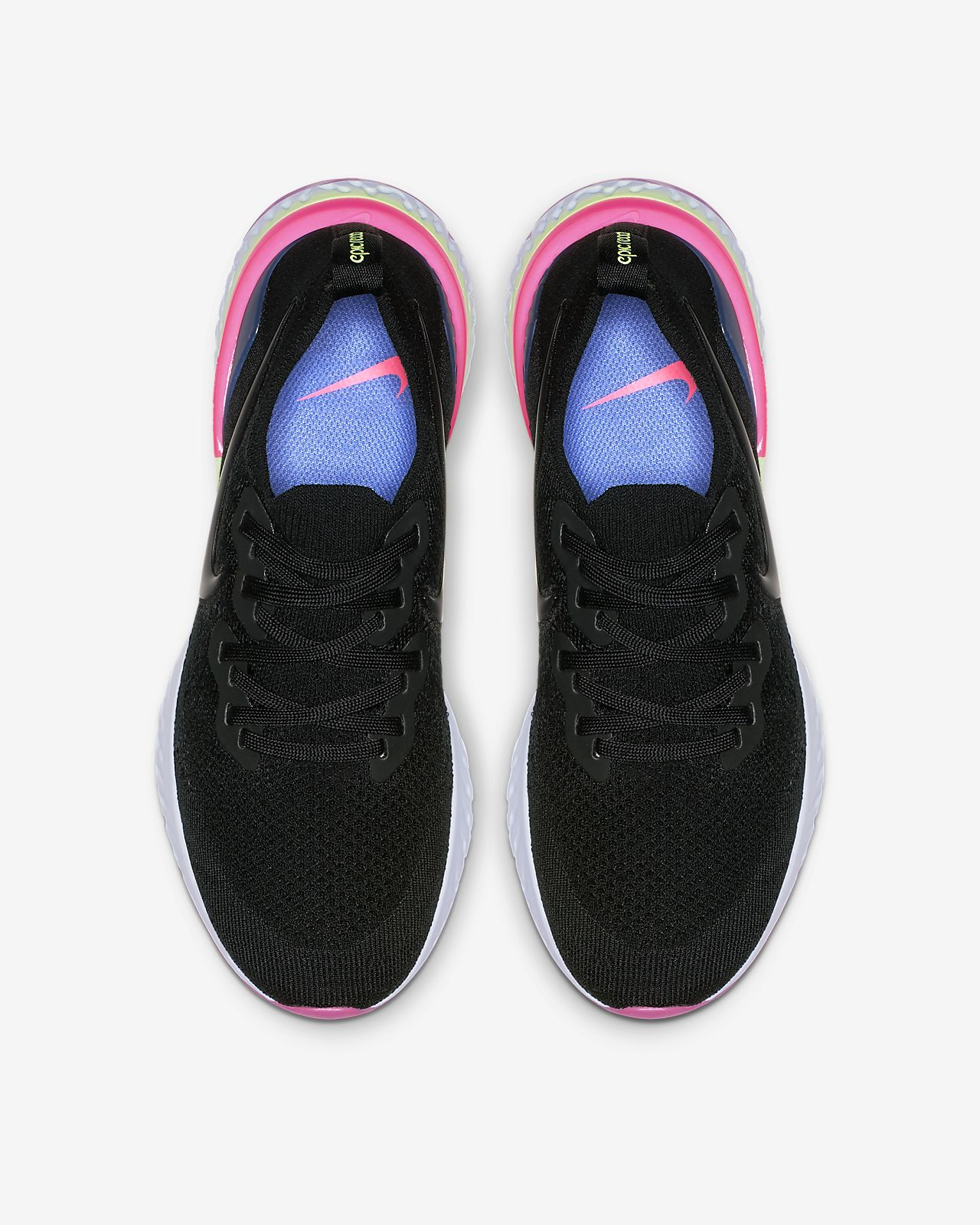 uk availability 152e6 44603 ... Nike Epic React Flyknit 2 Women s Running Shoe
