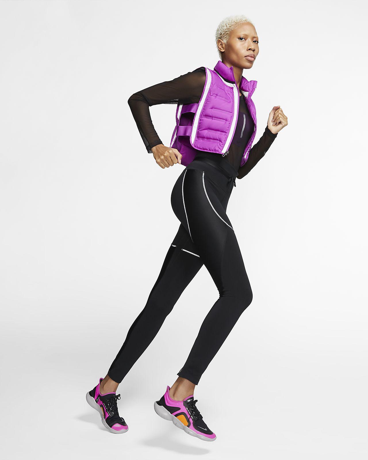 Smanicato da running Nike AeroLoft City Ready Donna