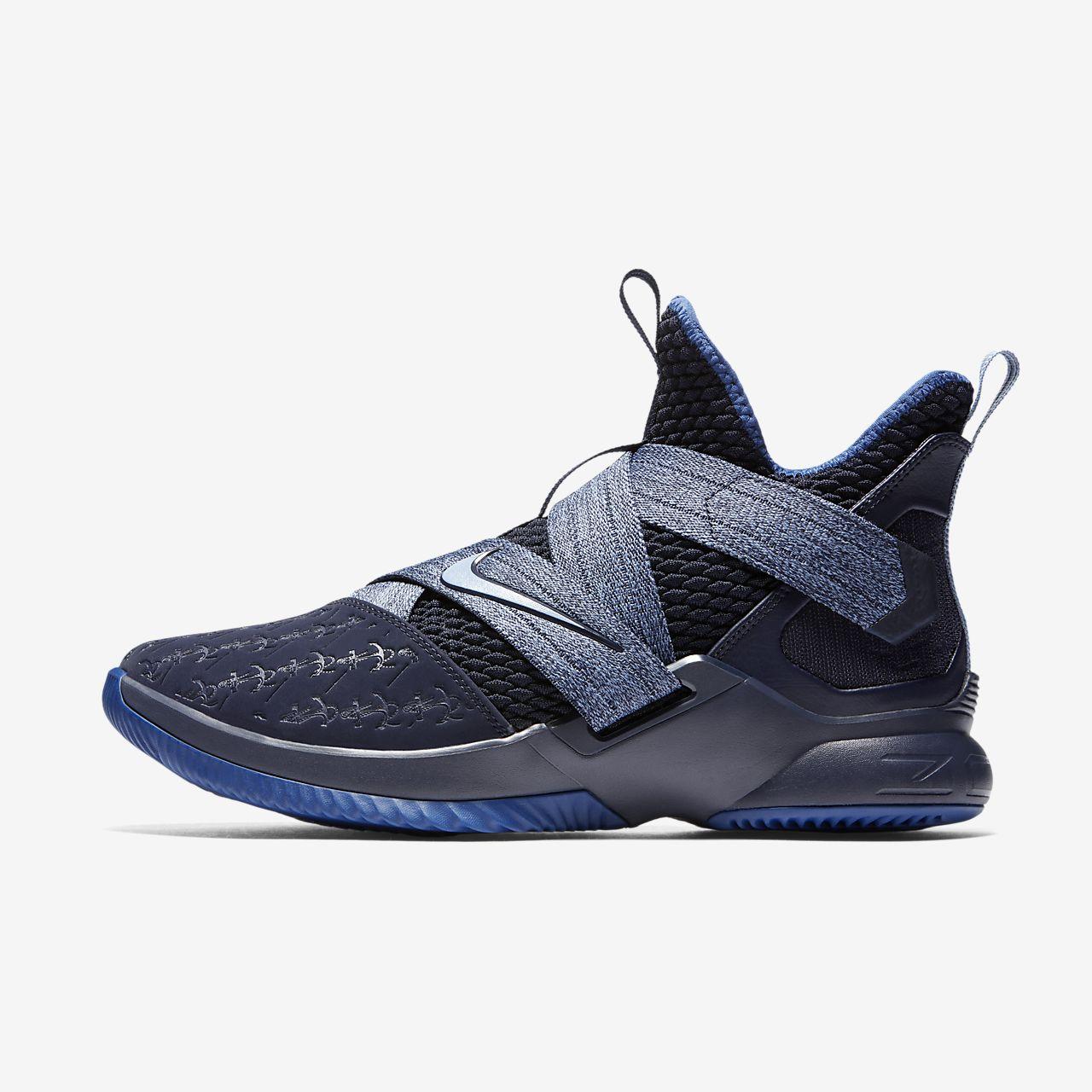 LeBron Soldier 12 籃球鞋