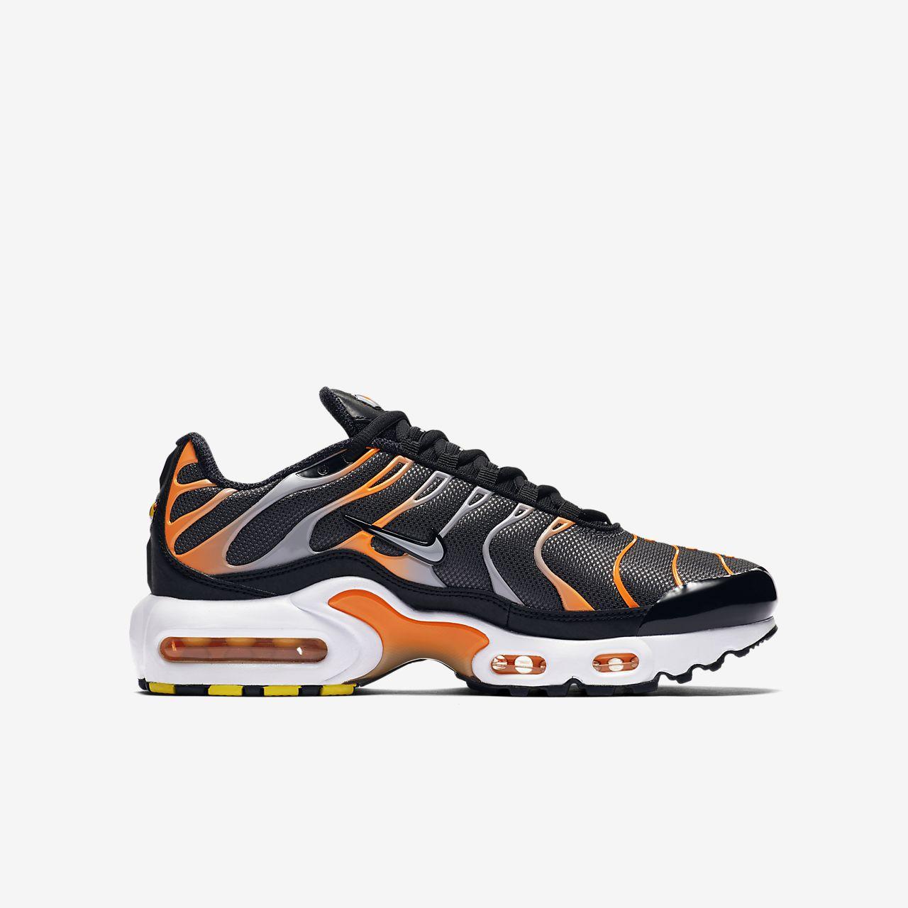 Nike Air Max Plus Schuhe weiss