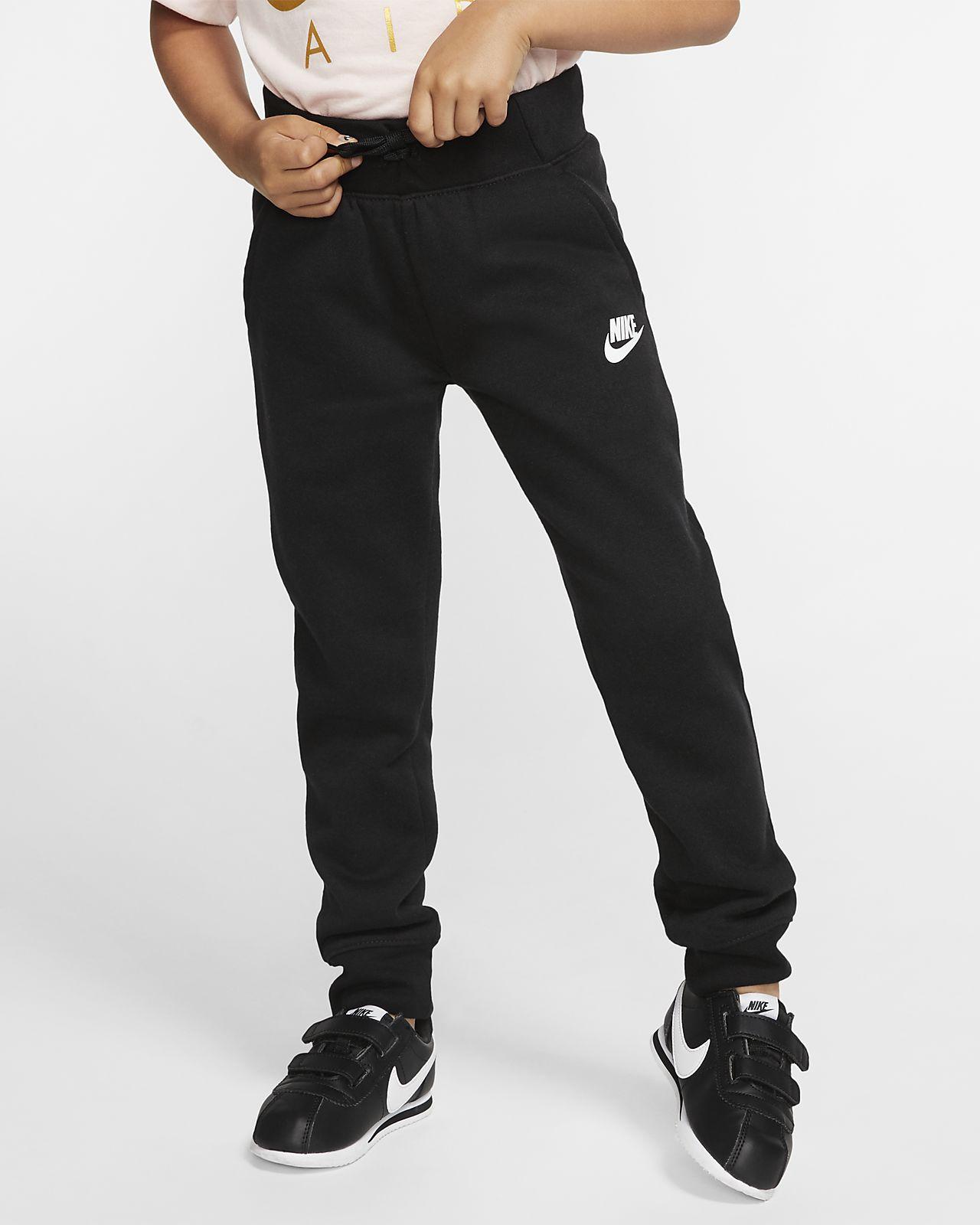 Nike Sportswear Little Kids' Fleece Joggers